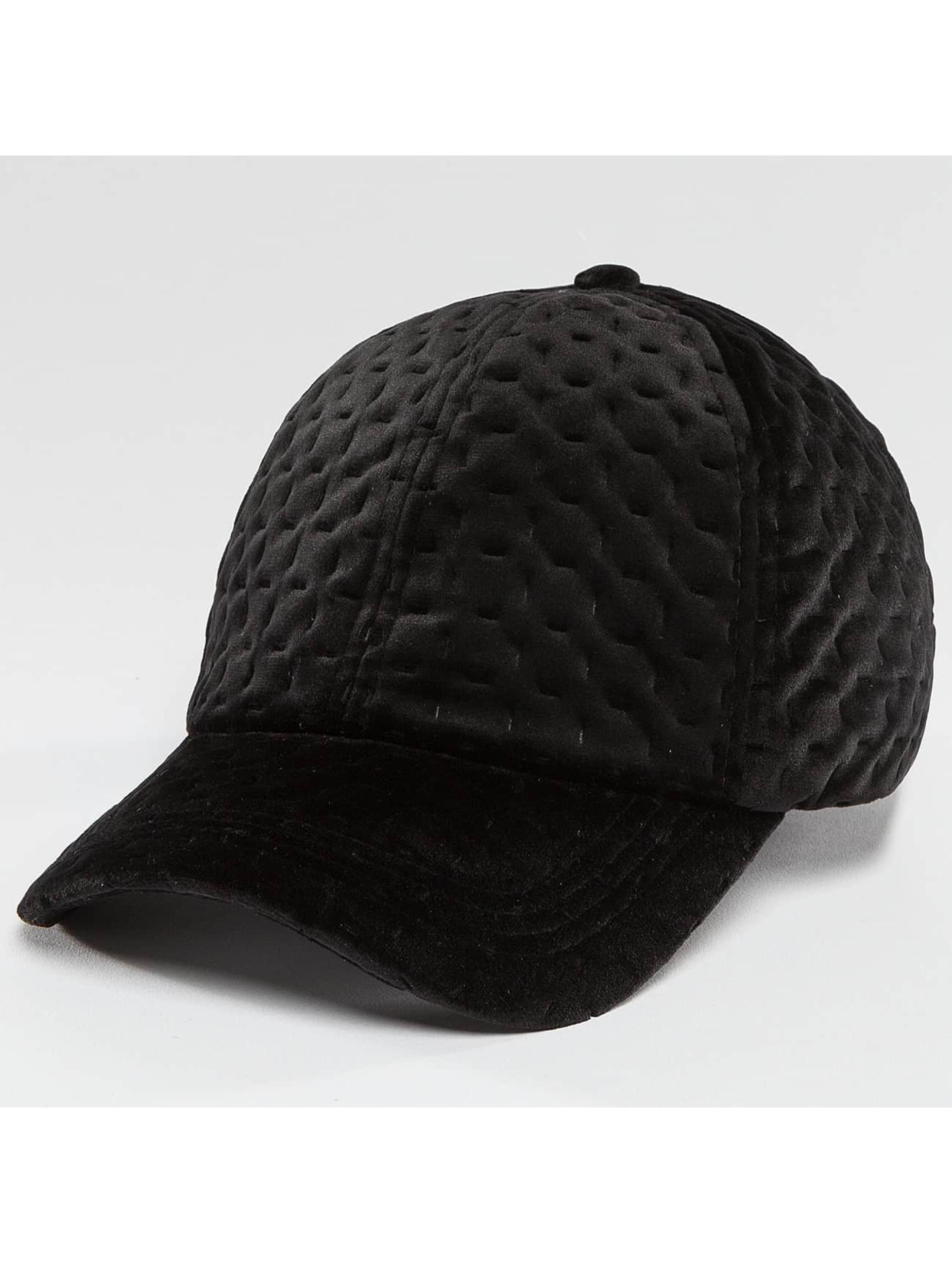 Bangastic Männer,Frauen Snapback Cap Velvet in schwarz
