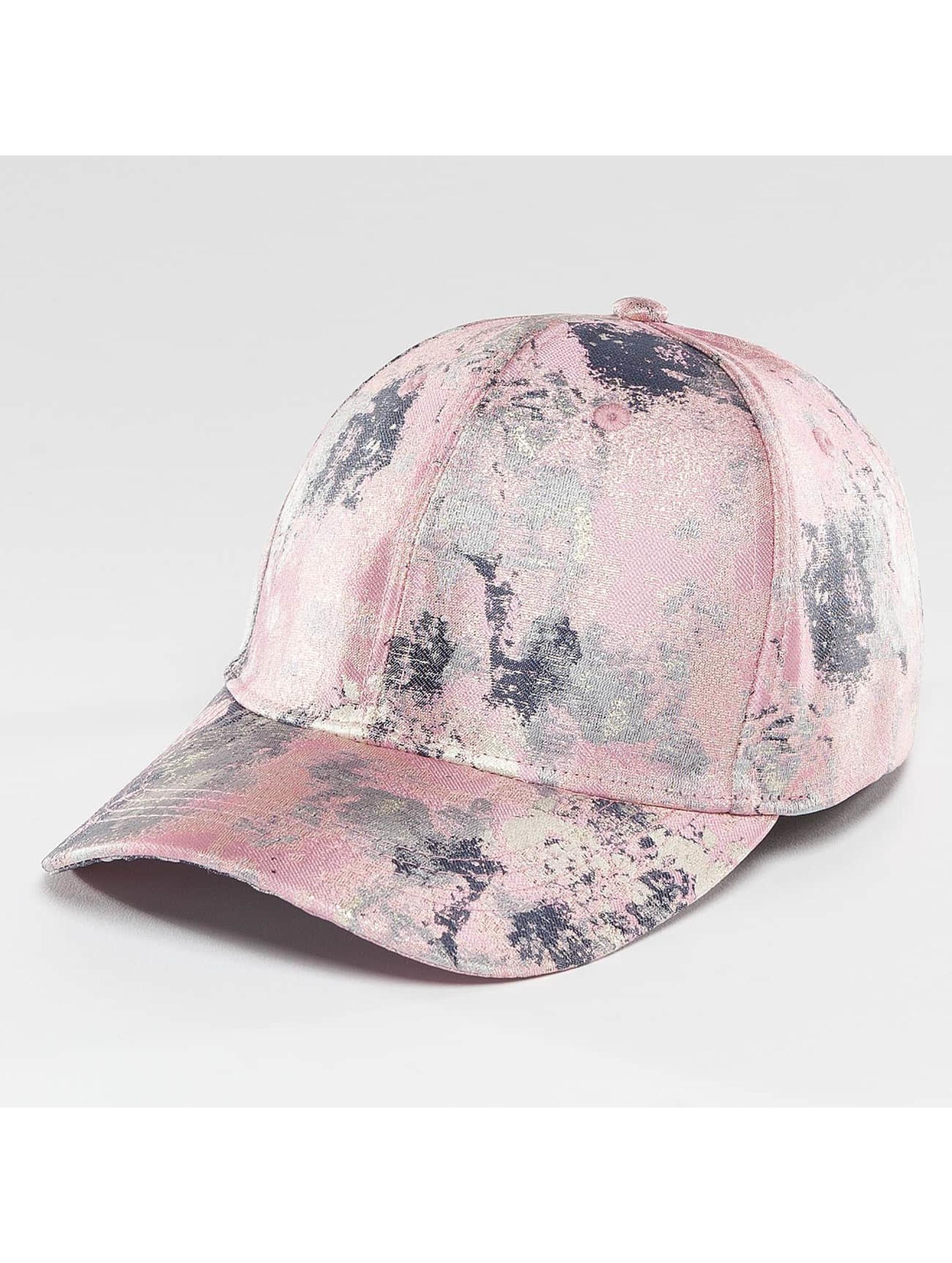 Bangastic Frauen Snapback Cap Cosmic in rosa