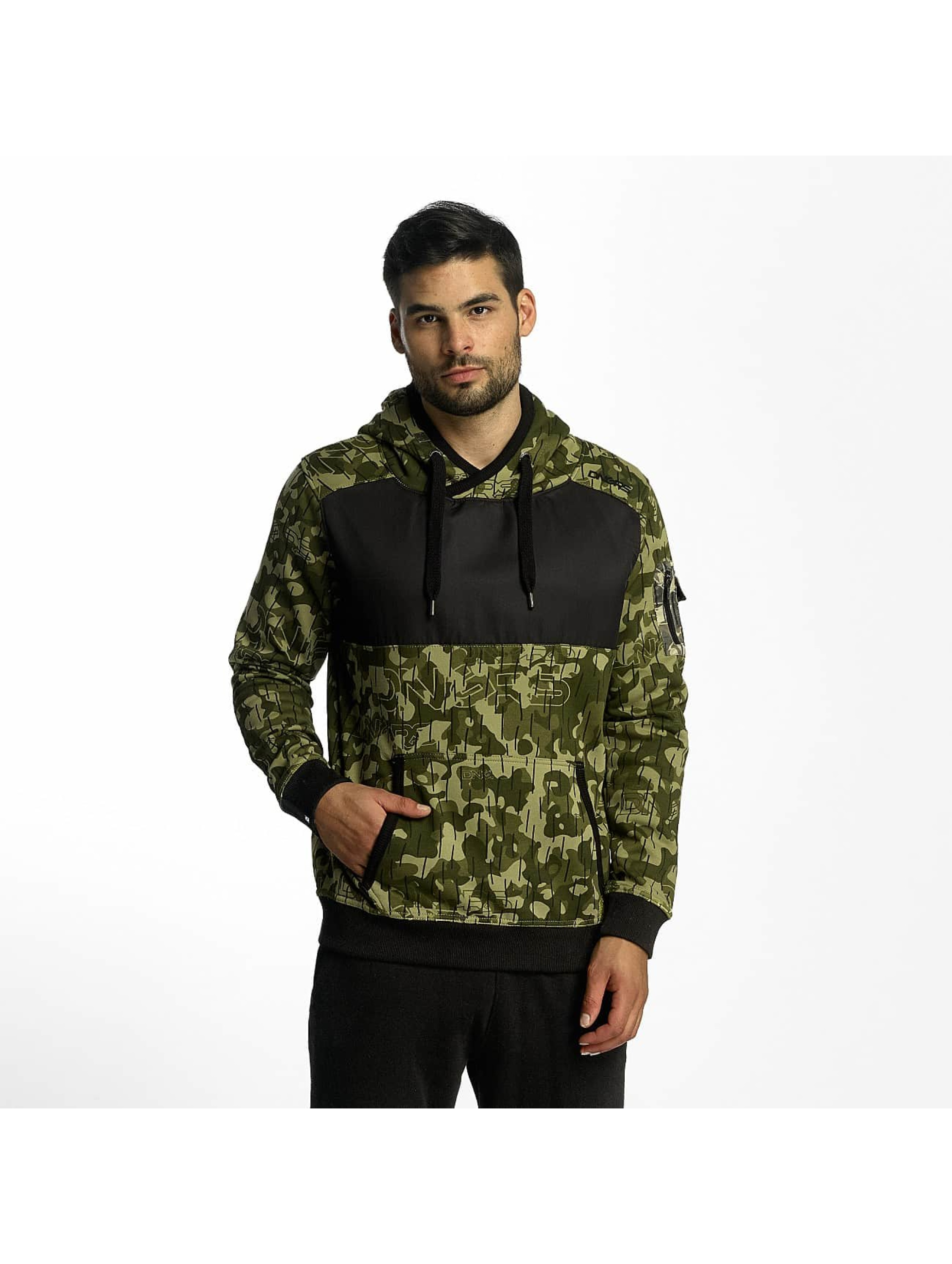 Dangerous DNGRS / Hoodie DD in camouflage 2XL