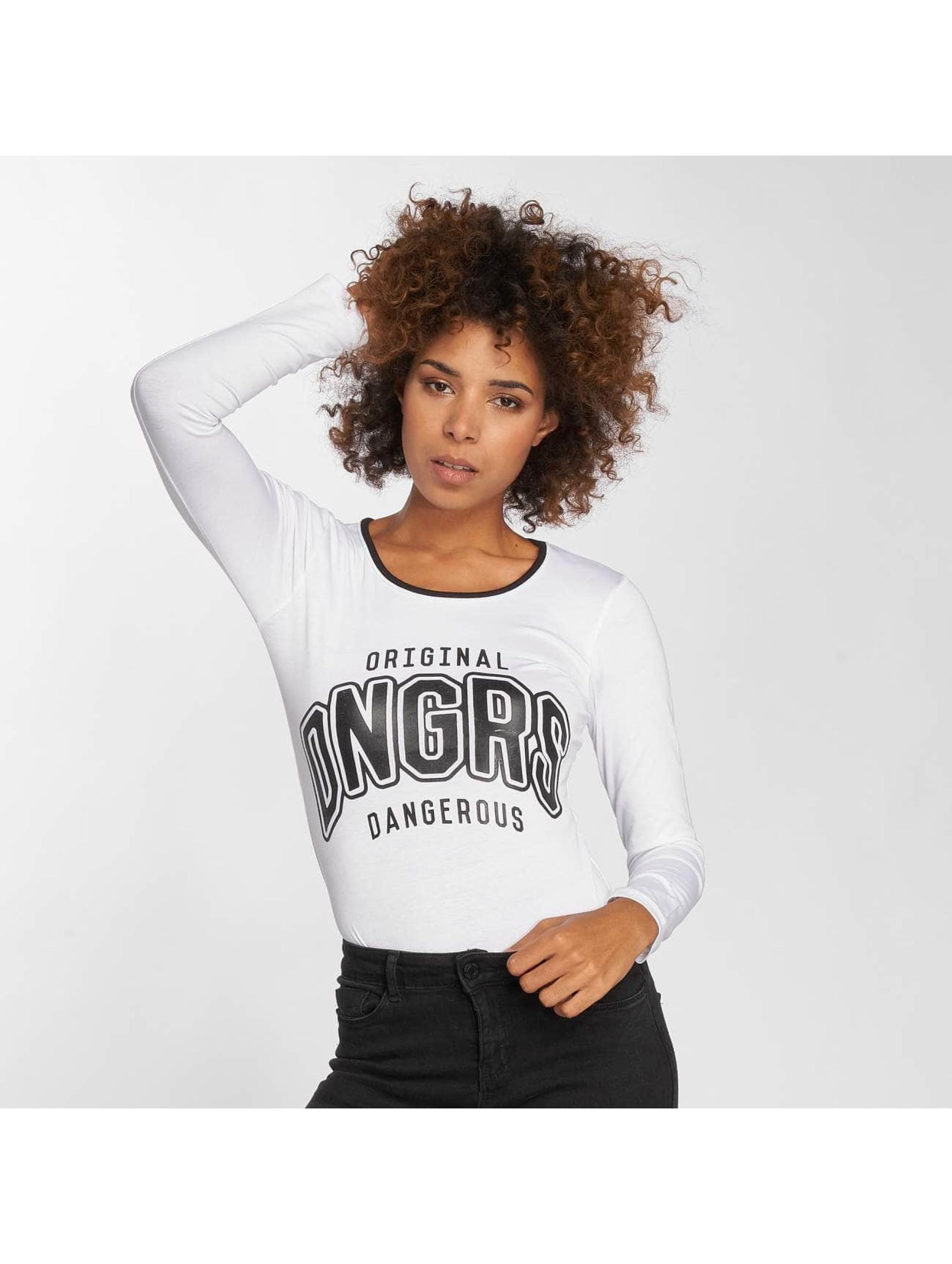 Dangerous DNGRS / Body OriginalID in white XS