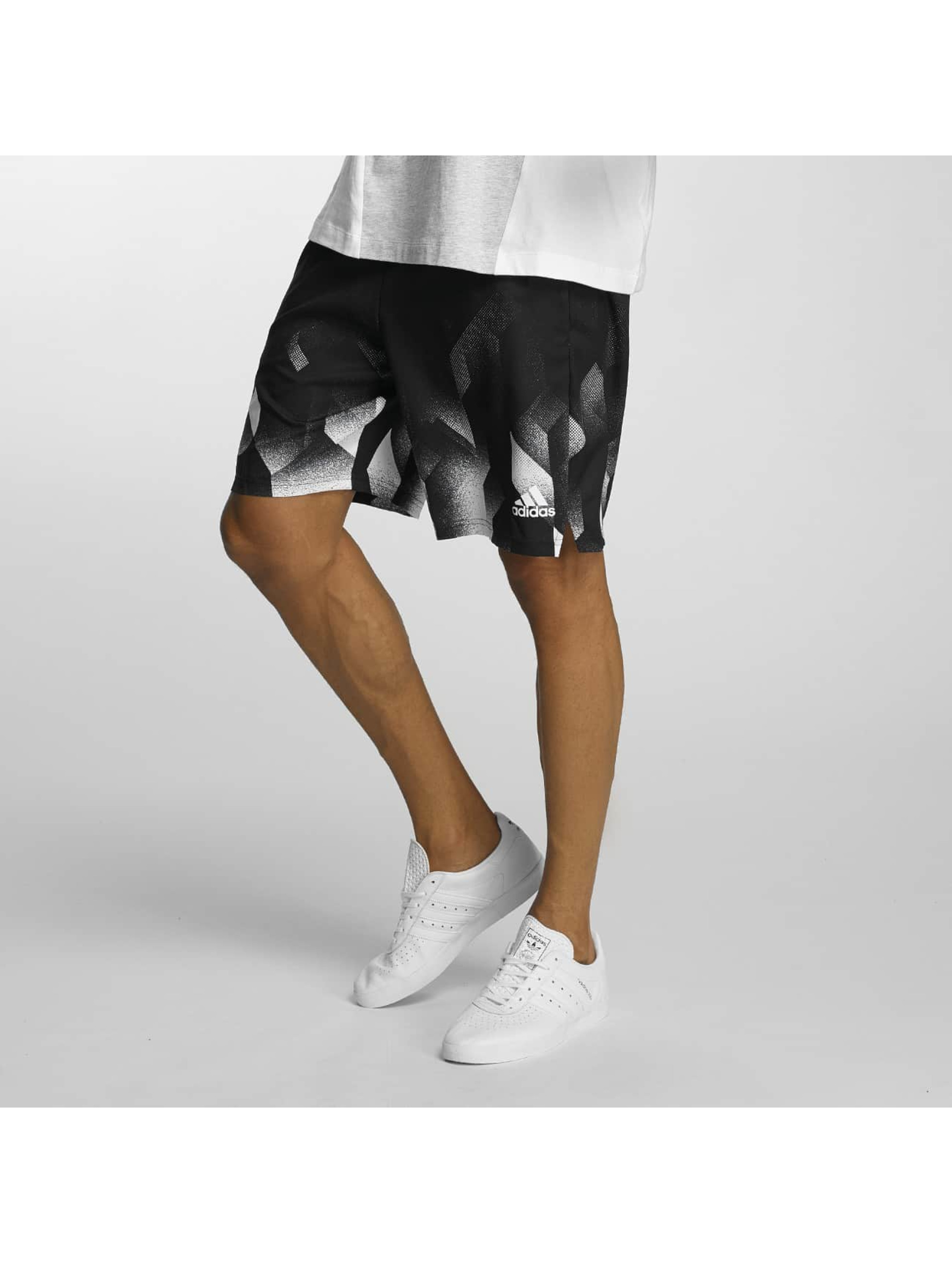adidas Performance Männer Shorts Tango Future Graphic in schwarz