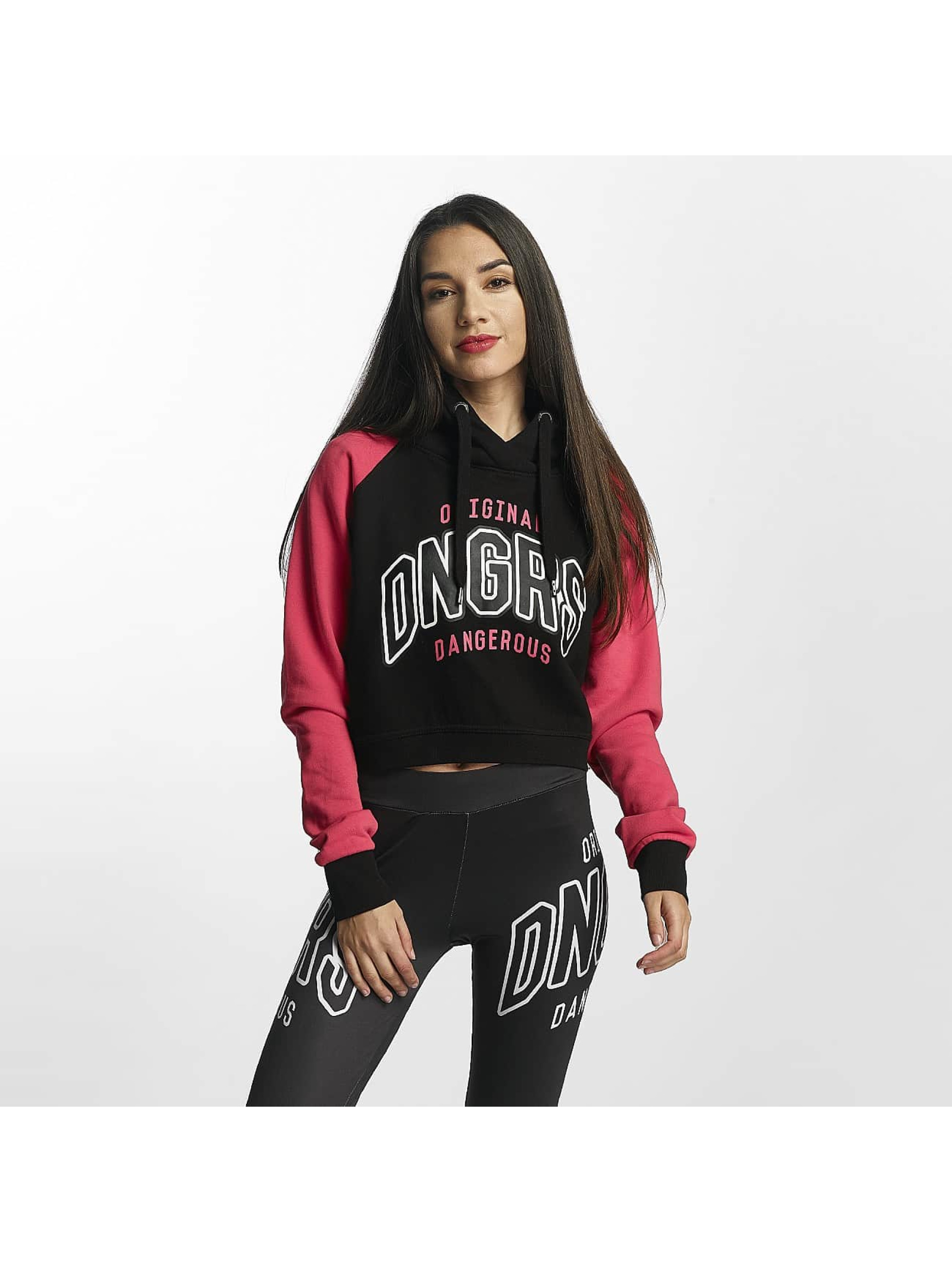 Dangerous DNGRS / Hoodie OriginalID in pink XL