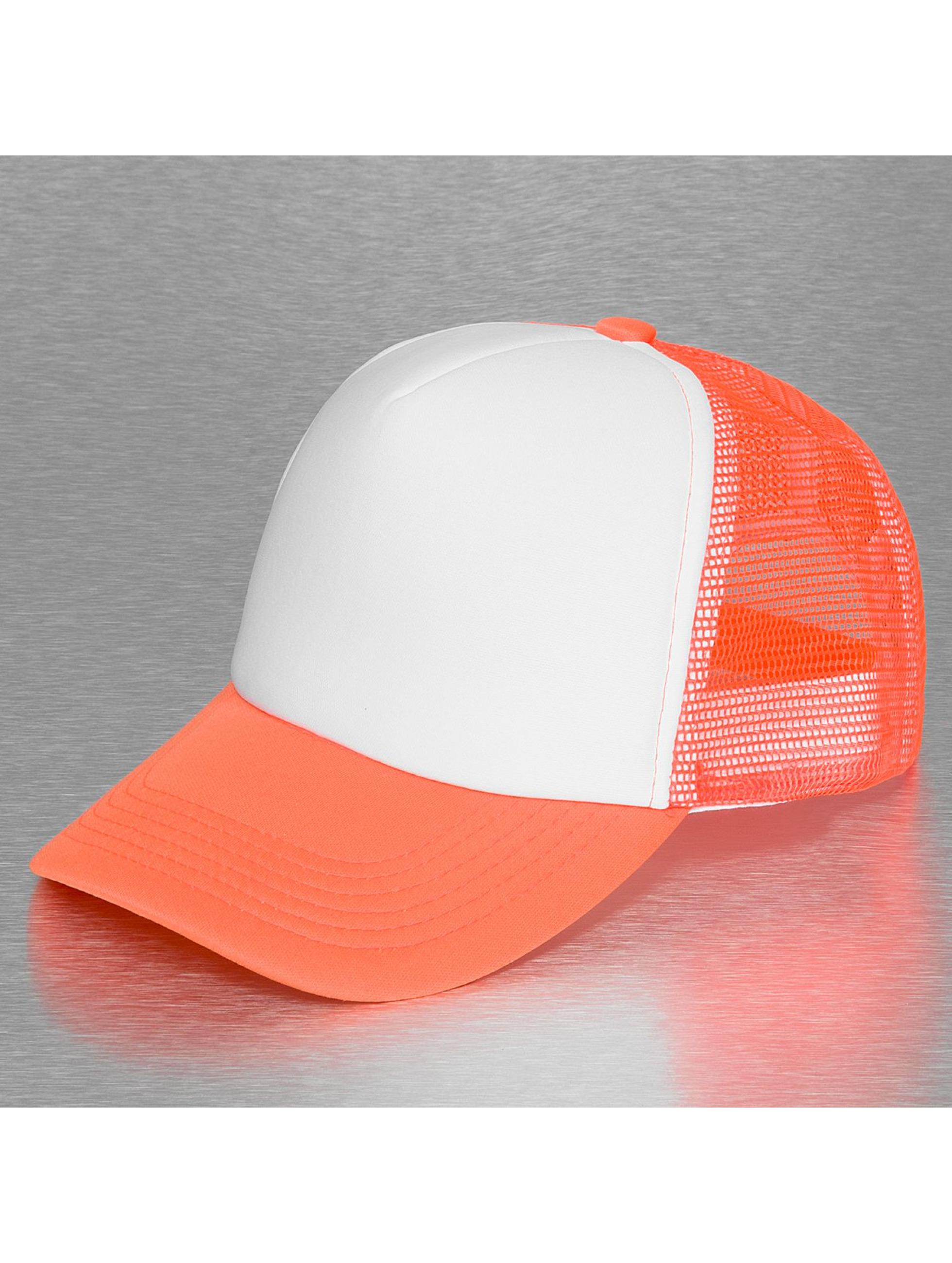 MSTRDS Neon Trucker Cap Orange