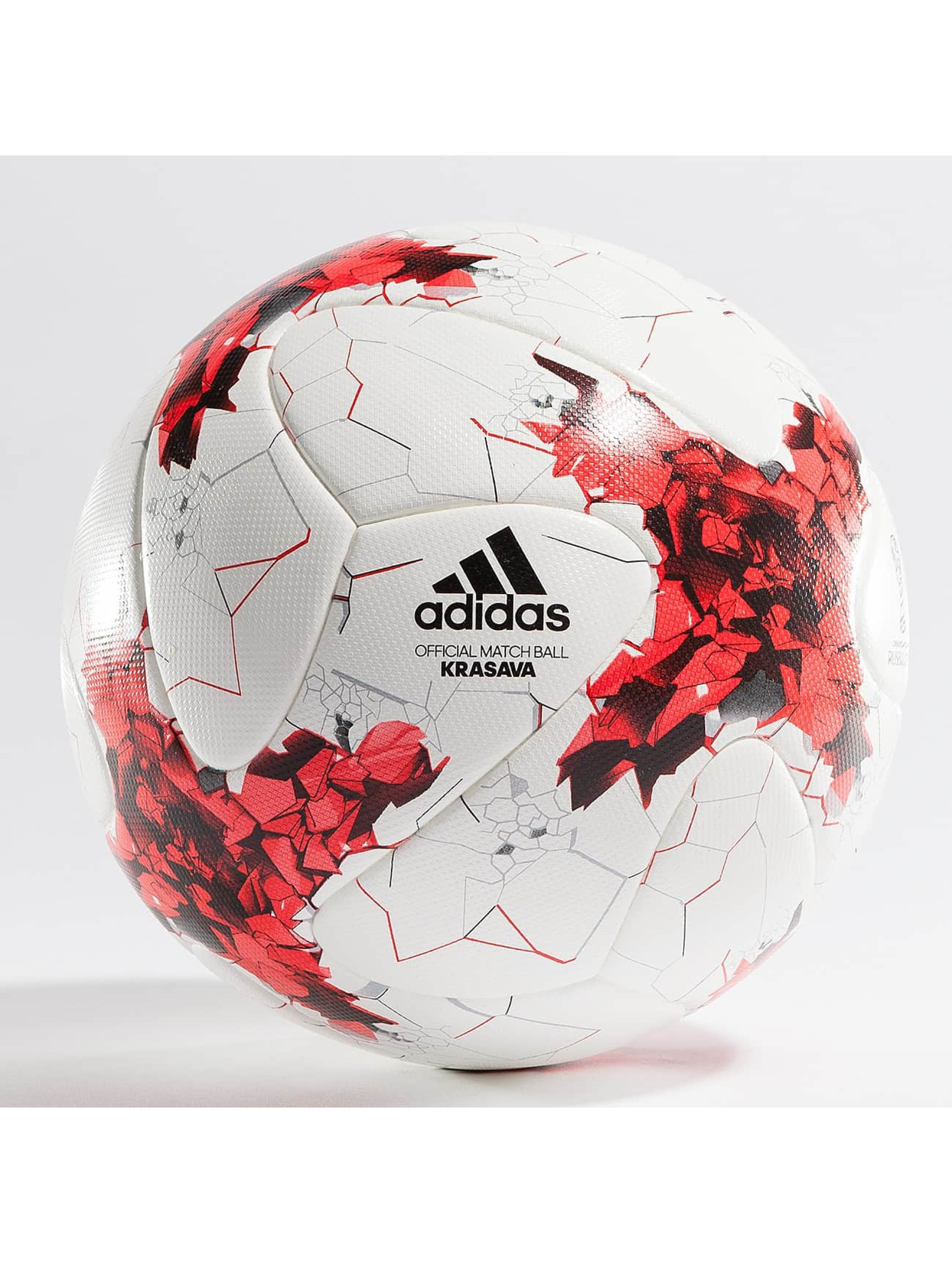 adidas Performance Männer,Frauen,Kinder Ball Confederations Cup Offical Match Ball in weiß