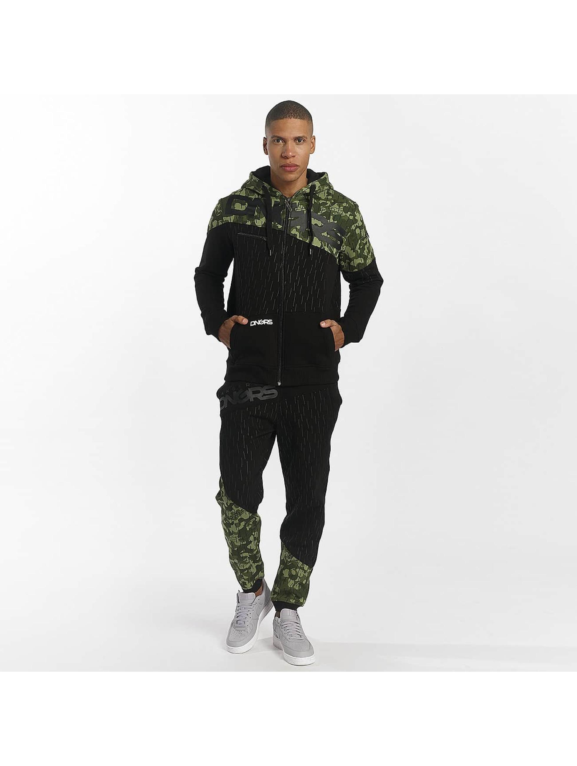Dangerous DNGRS / Suits Tritop in camouflage XL