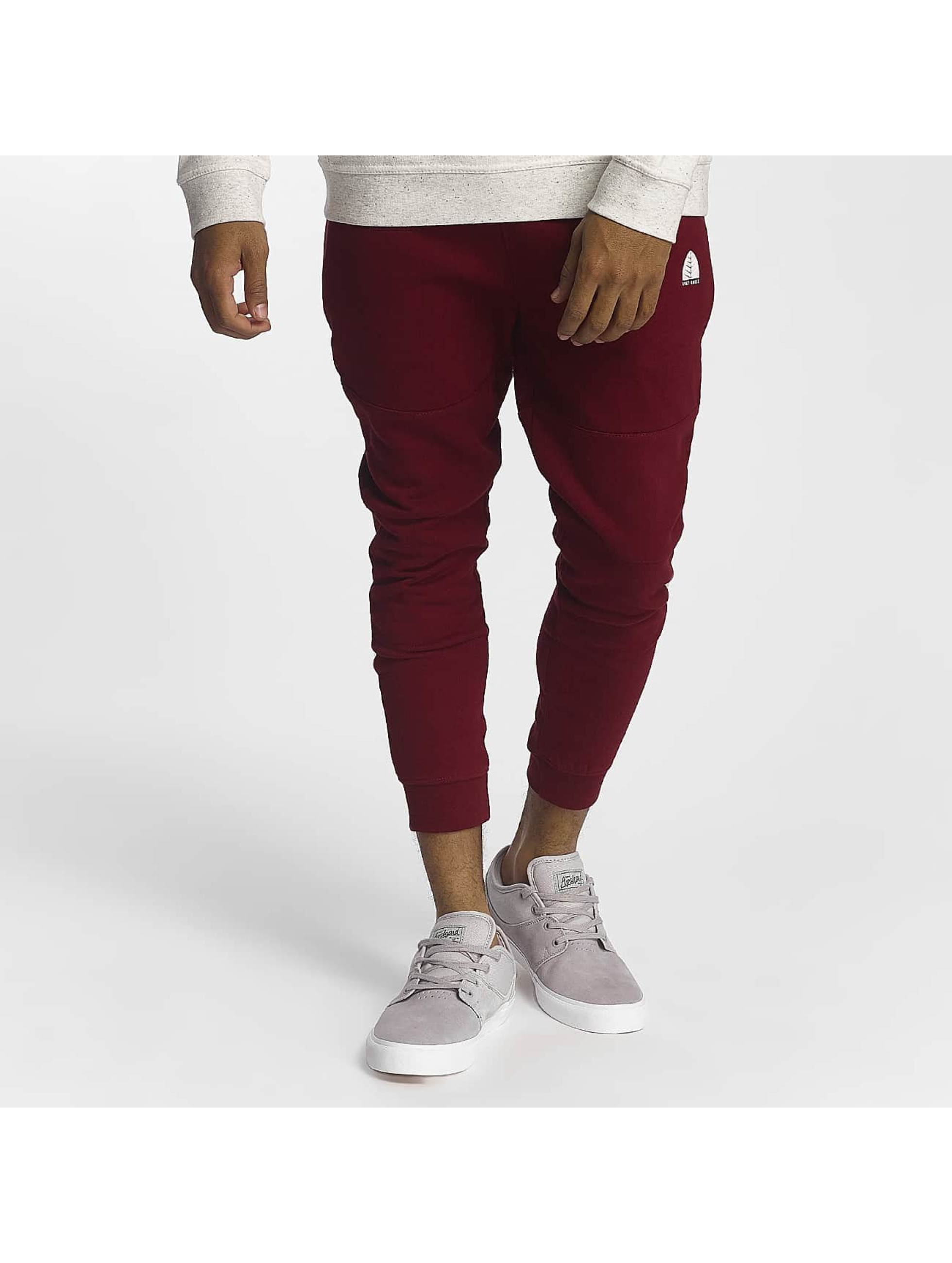 Just Rhyse / Sweat Pant Chilkat in red XL