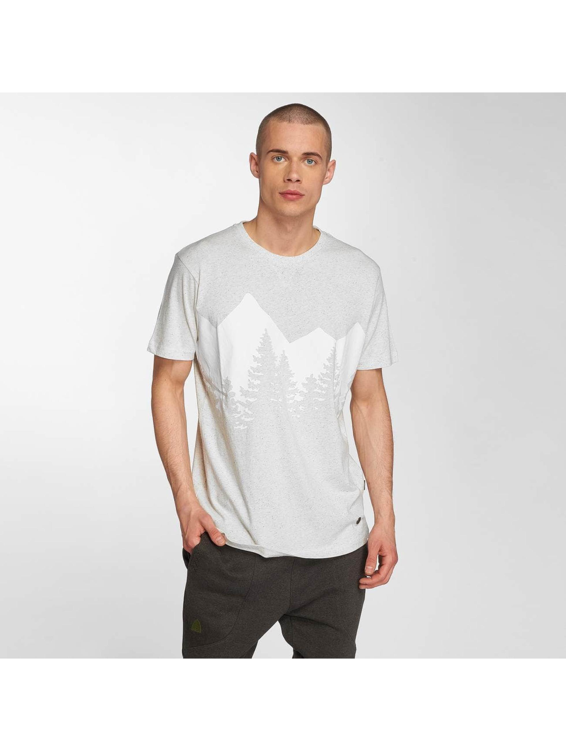 Just Rhyse / T-Shirt Yakutat in white XL