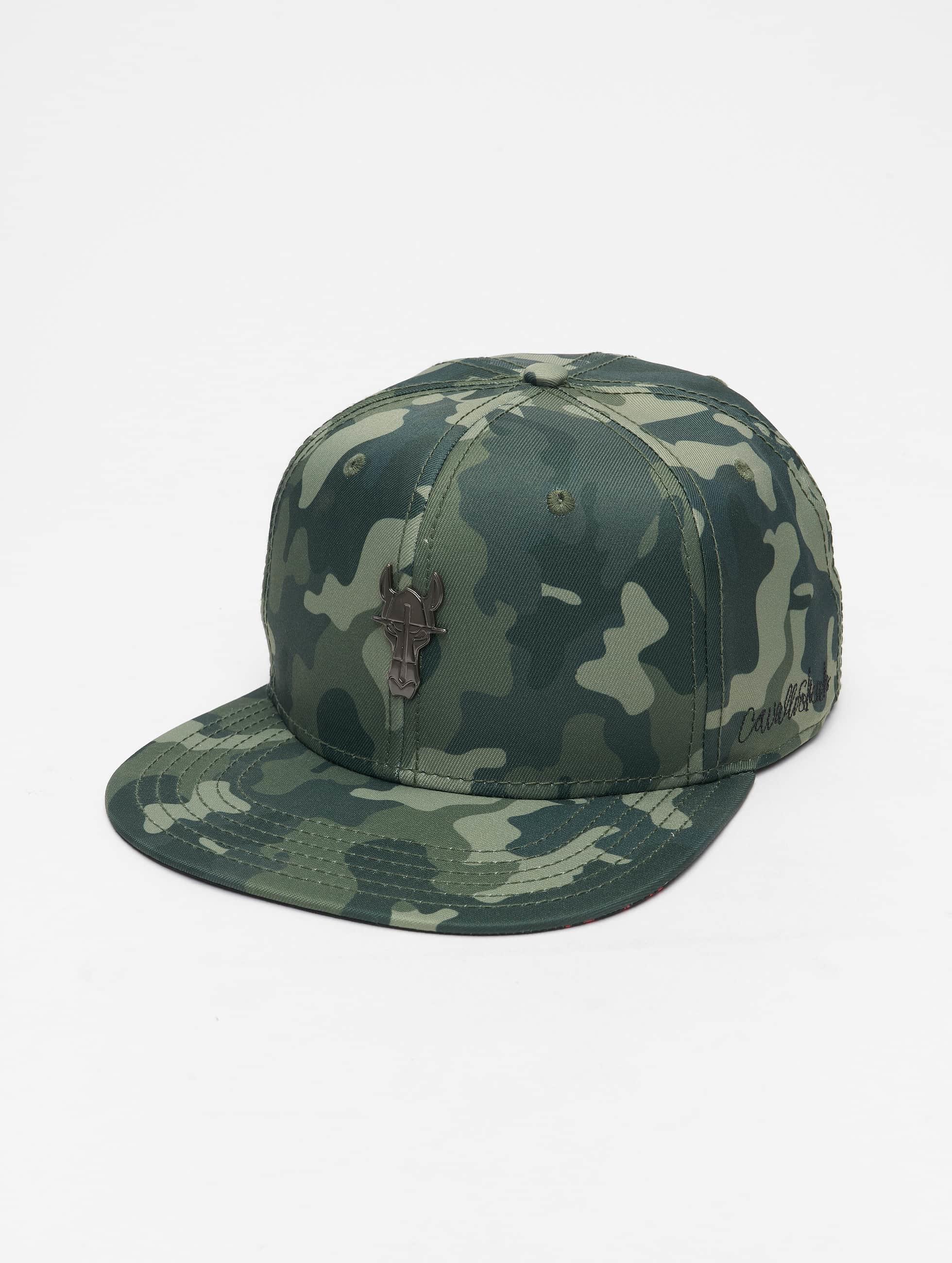 Cavallo de Ferro / Snapback Cap Fire in camouflage Adjustable