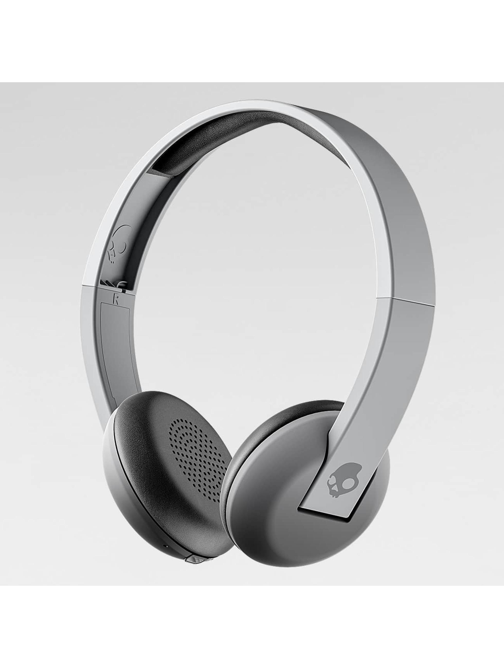 Skullcandy Männer,Frauen Kopfhörer Uproar Wireless On Ear in grau