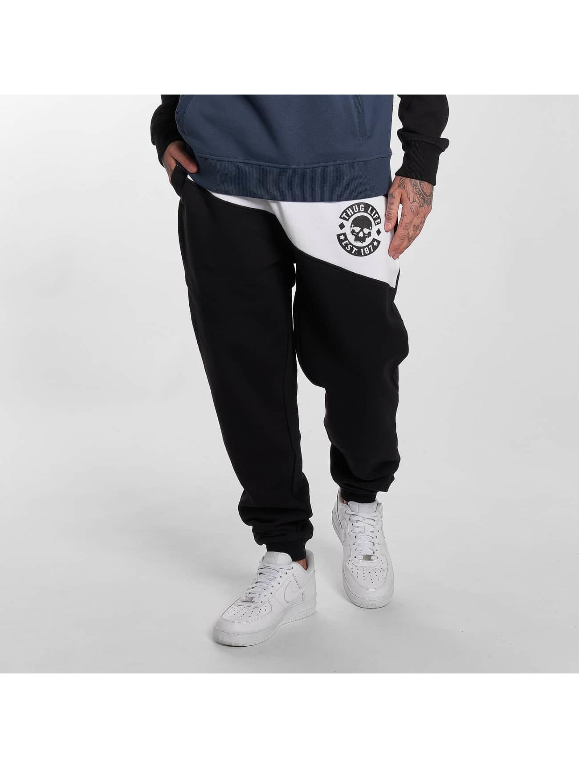 Thug Life / Sweat Pant Lion in black XL