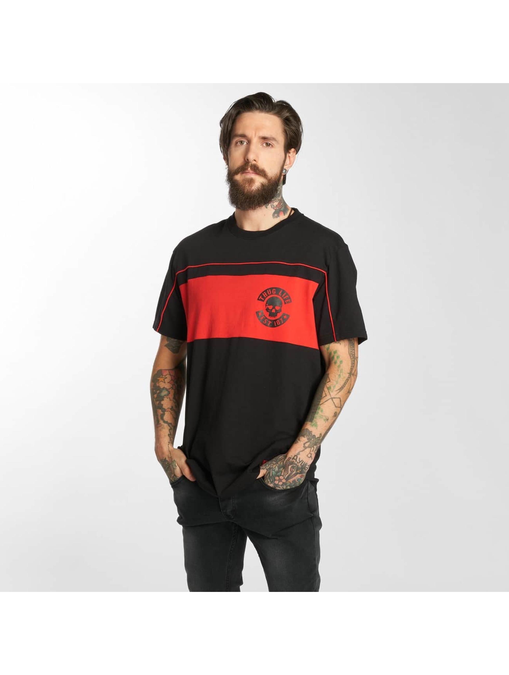 Thug Life / T-Shirt Walk in black XL