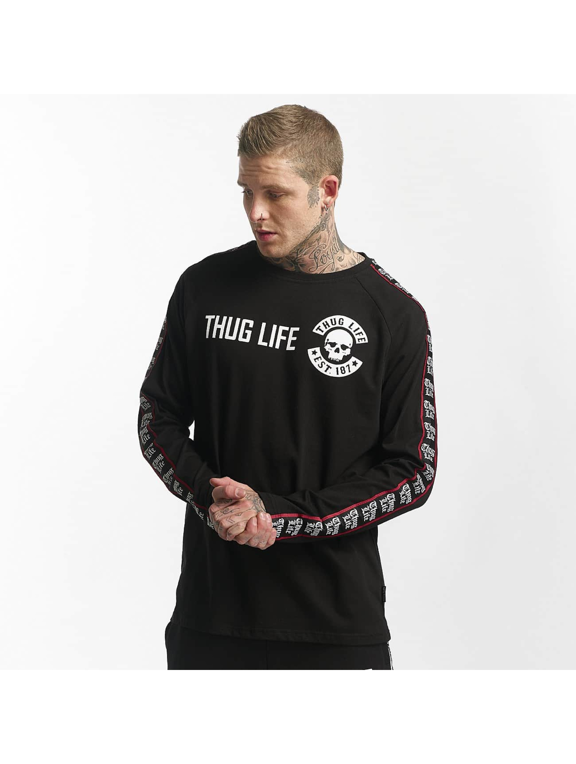 Thug Life / Longsleeve Lux in black 3XL
