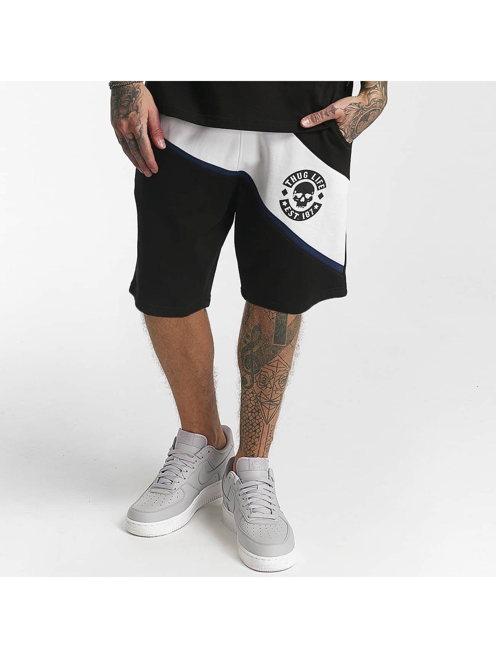 Thug Life / Short Lion in black XL