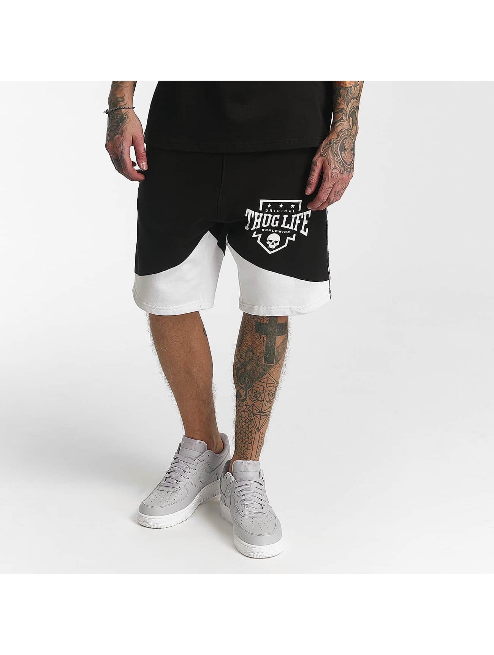 Thug Life / Short Panther in black 3XL