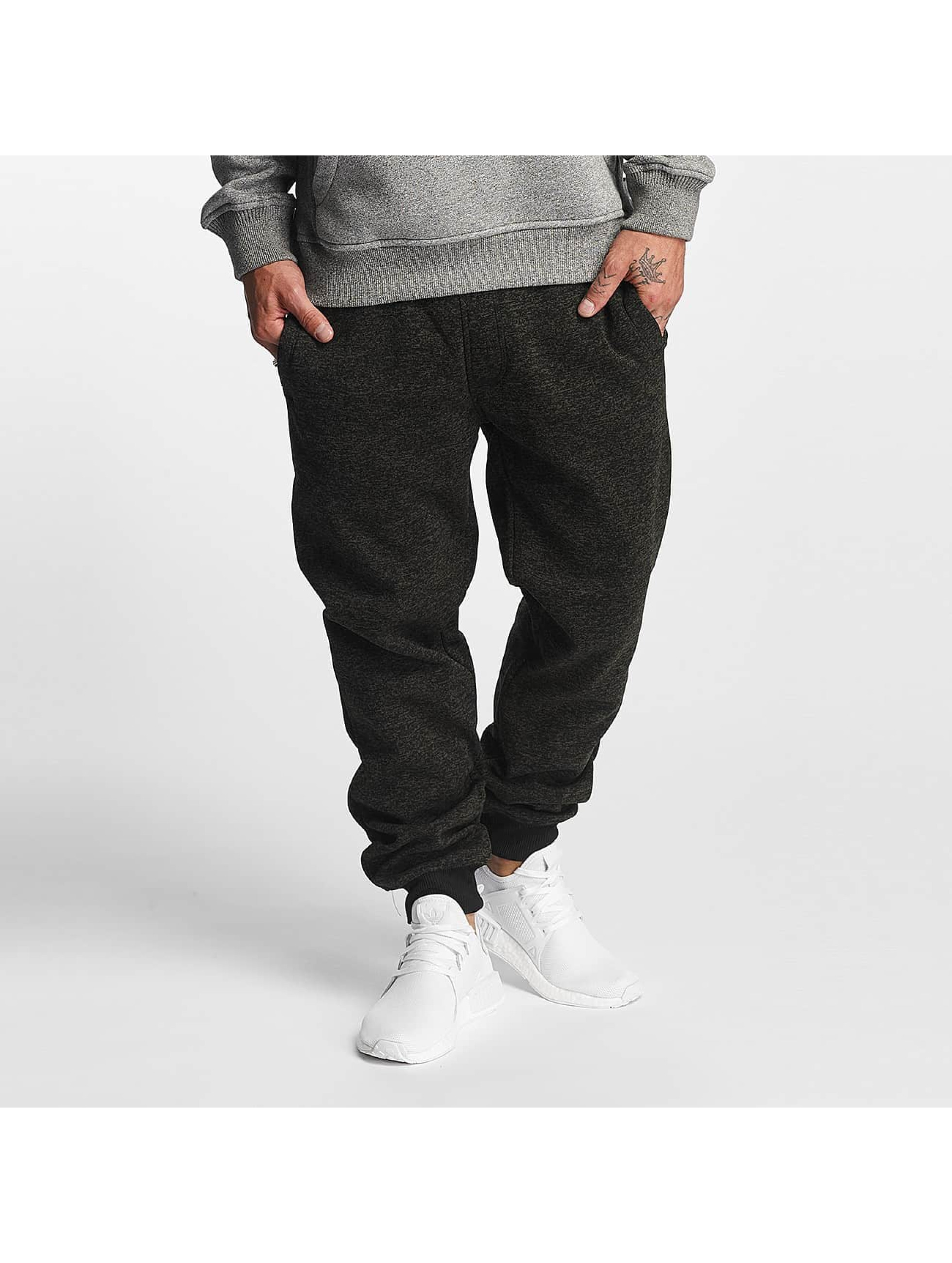 Southpole Männer Jogginghose Fleece in olive