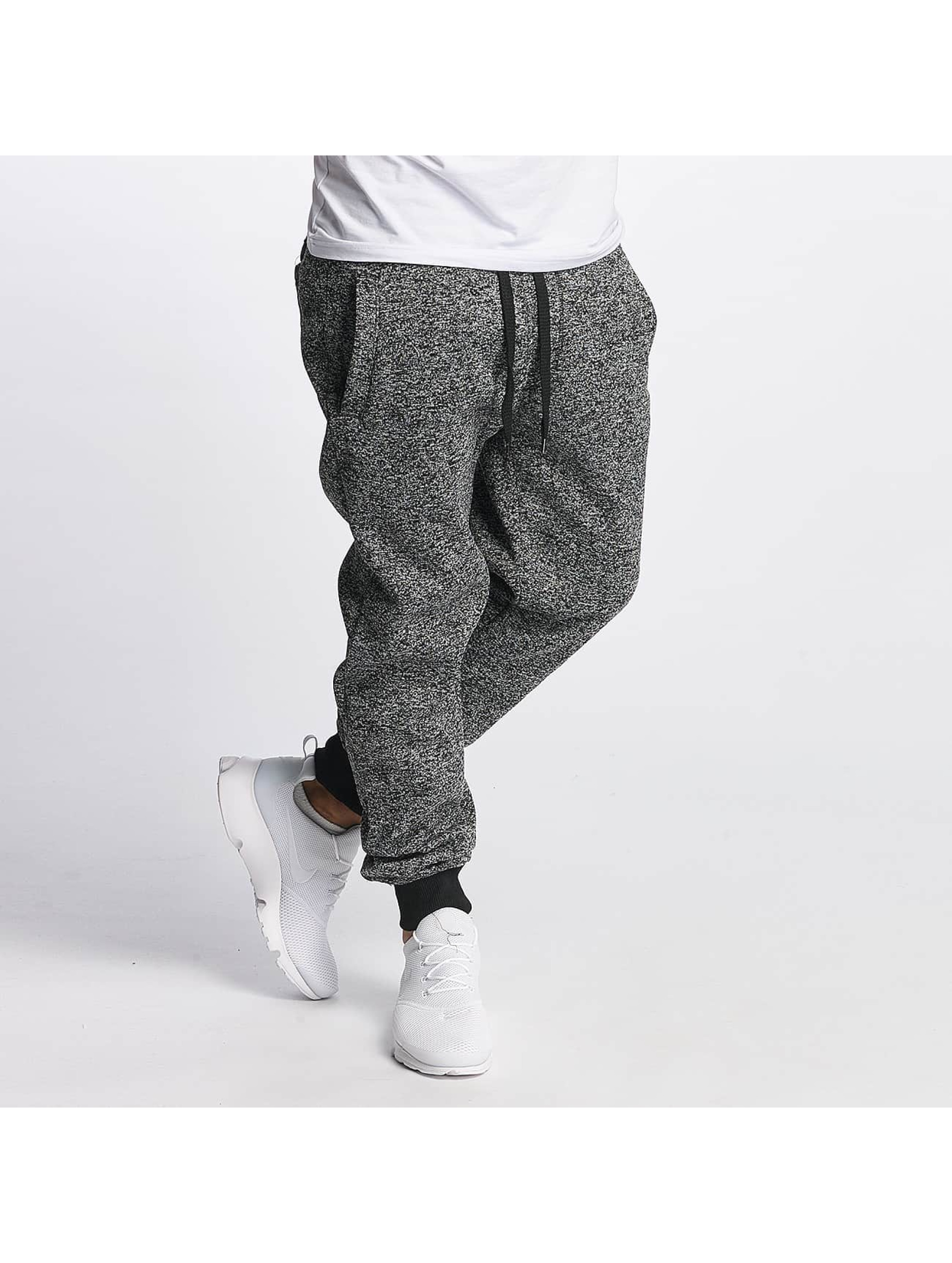 Southpole Männer Jogginghose Fleece in grau