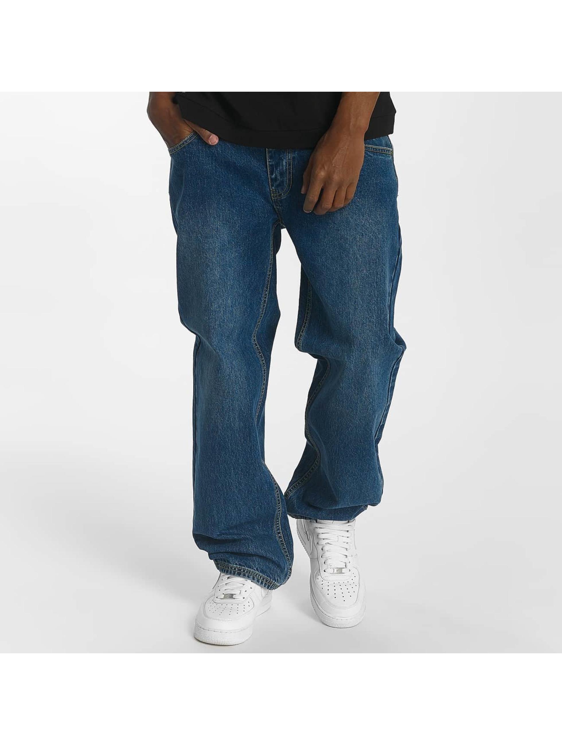 Ecko Unltd. / Loose Fit Jeans Gordon's Lo Loose Fit in blue W 42 L 34
