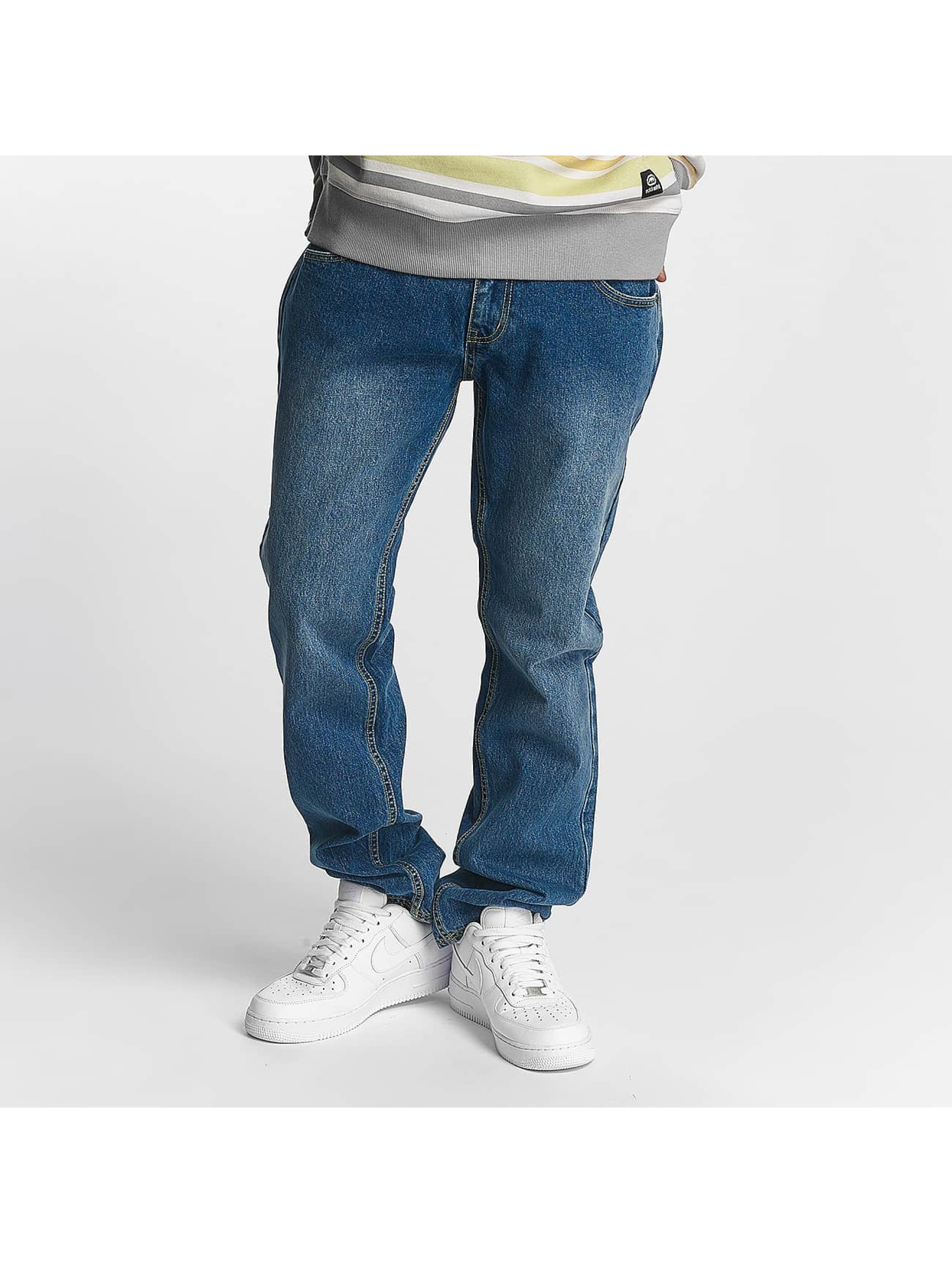 Ecko Unltd. / Loose Fit Jeans ECKOJS1021 in blue W 42 L 34