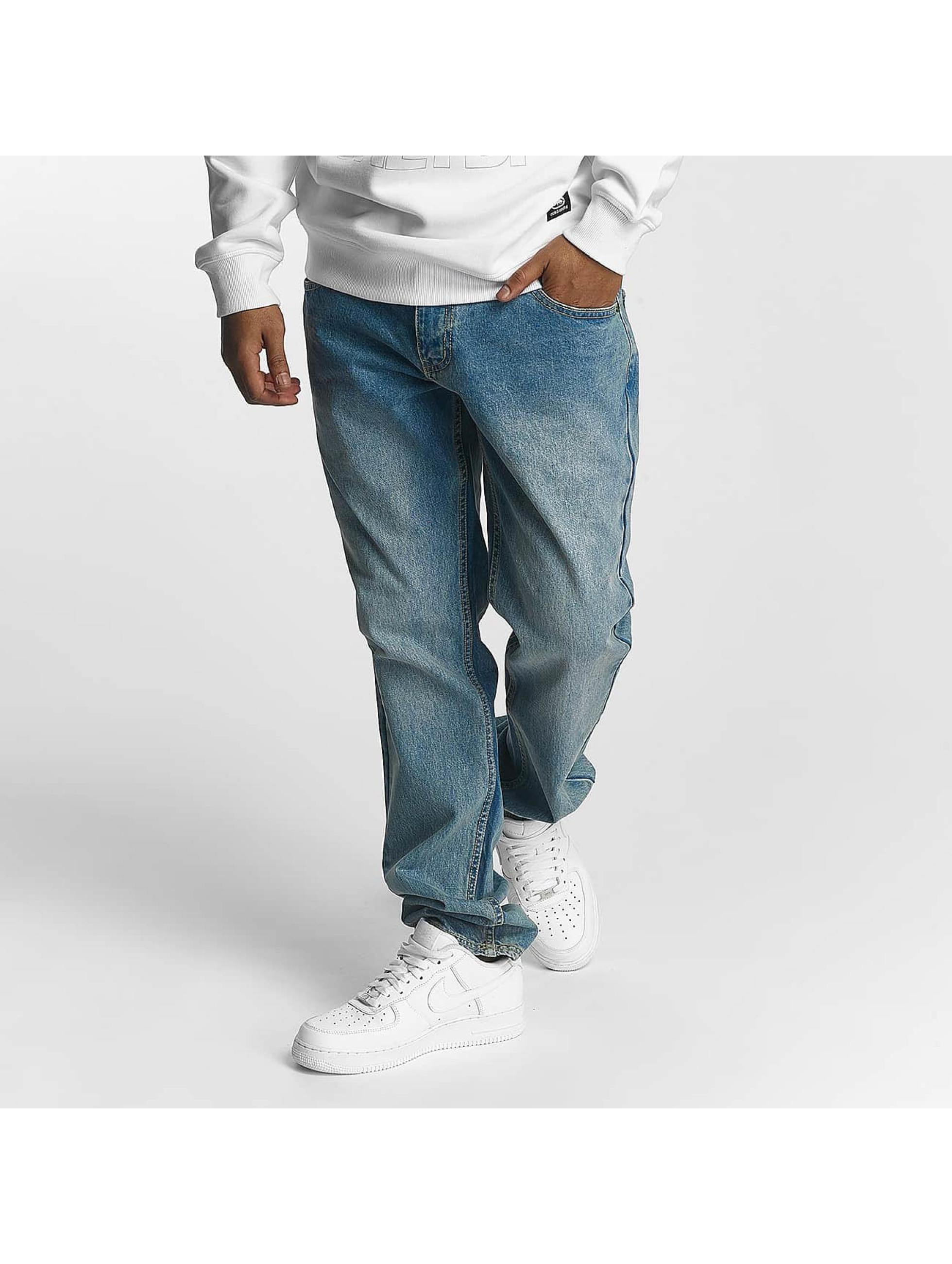 Ecko Unltd. / Straight Fit Jeans Gordon St Straight Fit in blue W 42 L 34