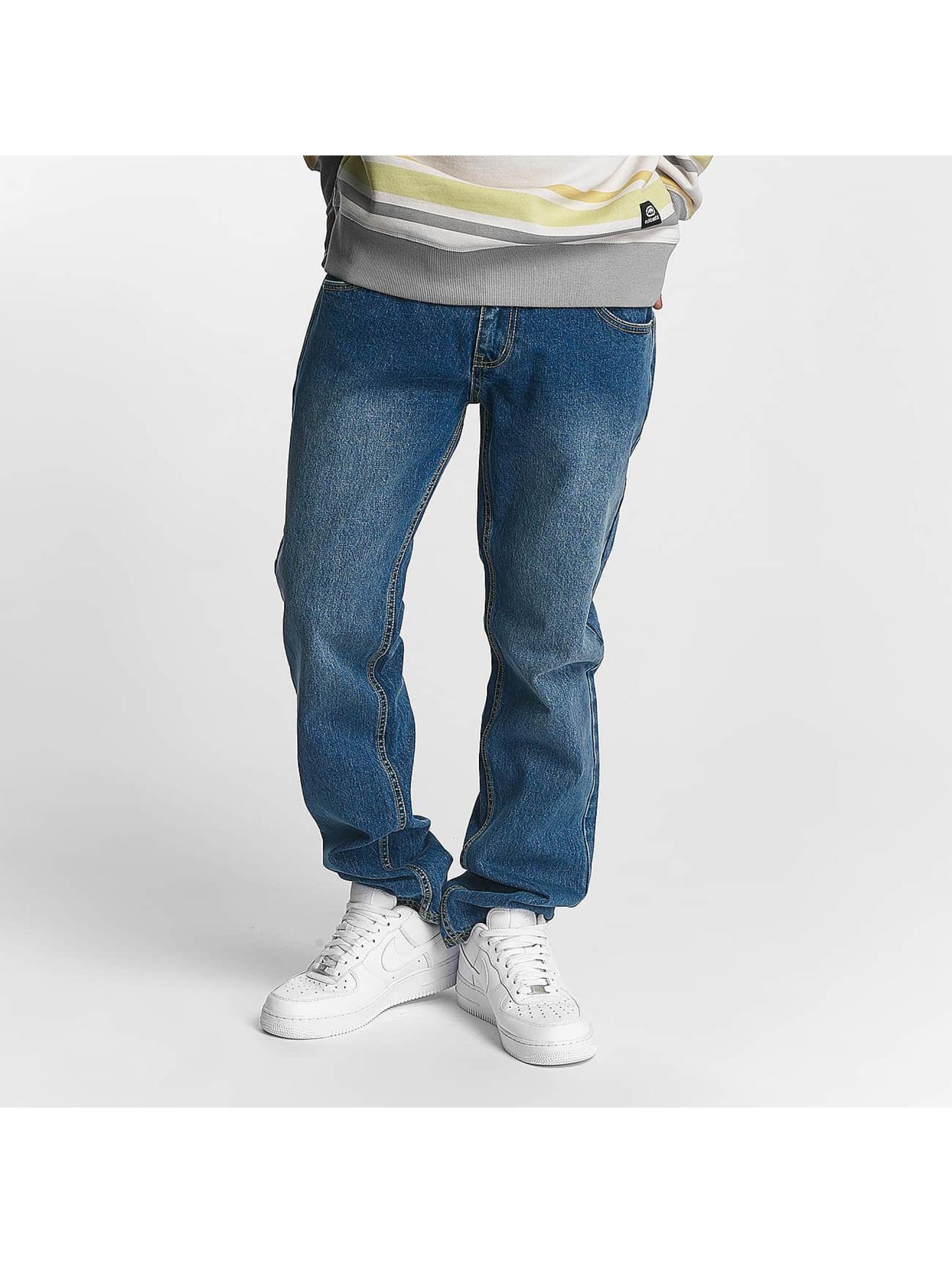 Ecko Unltd. / Straight Fit Jeans Camp's St Straight Fit in blue W 42 L 34