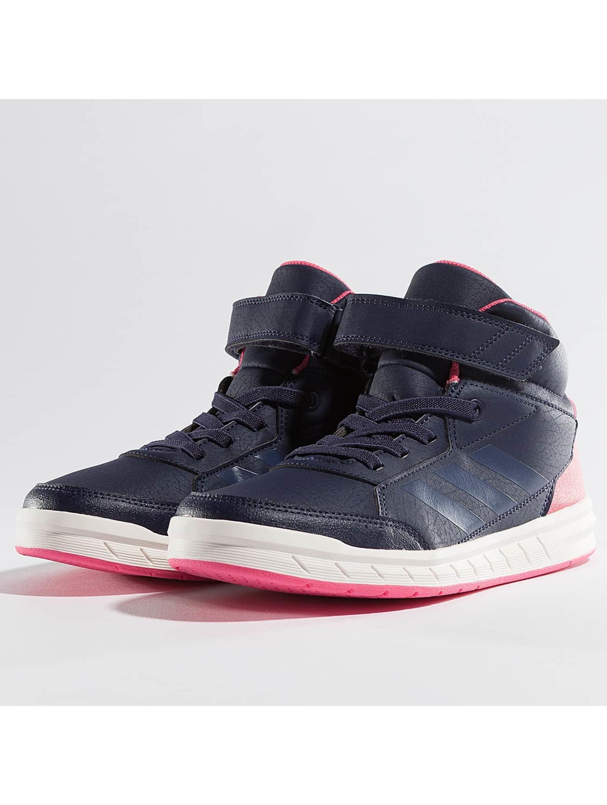 adidas Frauen Sneaker Alta Sport Mid in blau