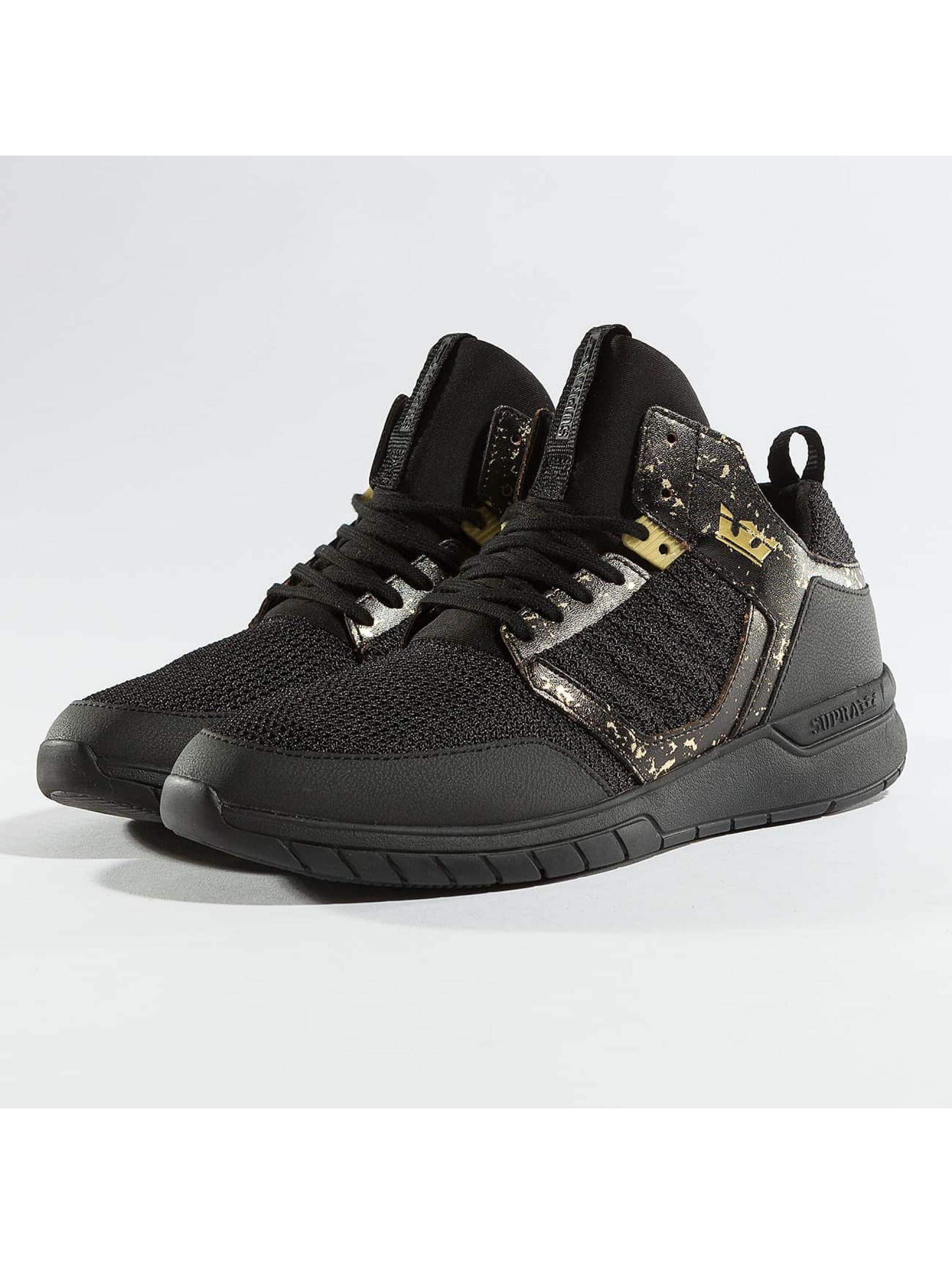 Supra Männer Sneaker Method in schwarz
