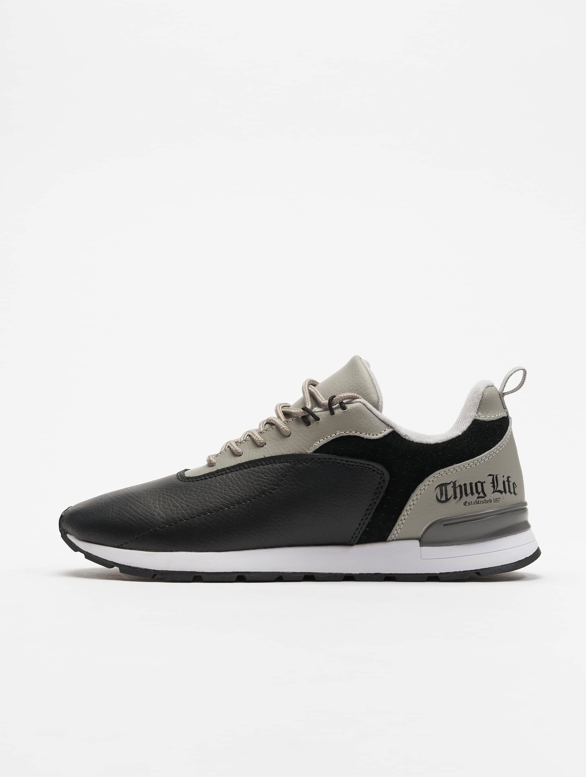 Thug Life / Sneakers Strong in black 40