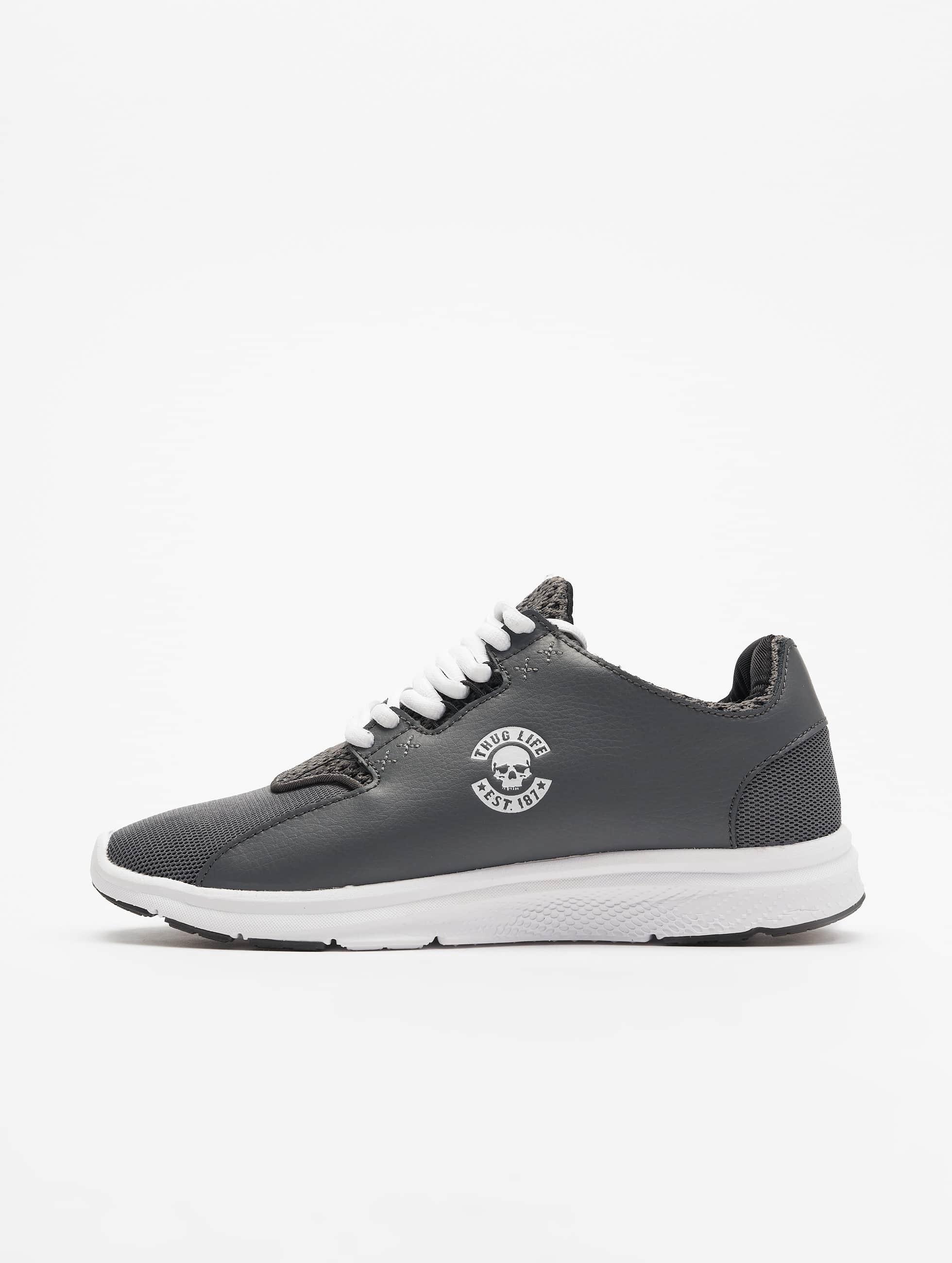 Thug Life / Sneakers Nosmis in grey 46