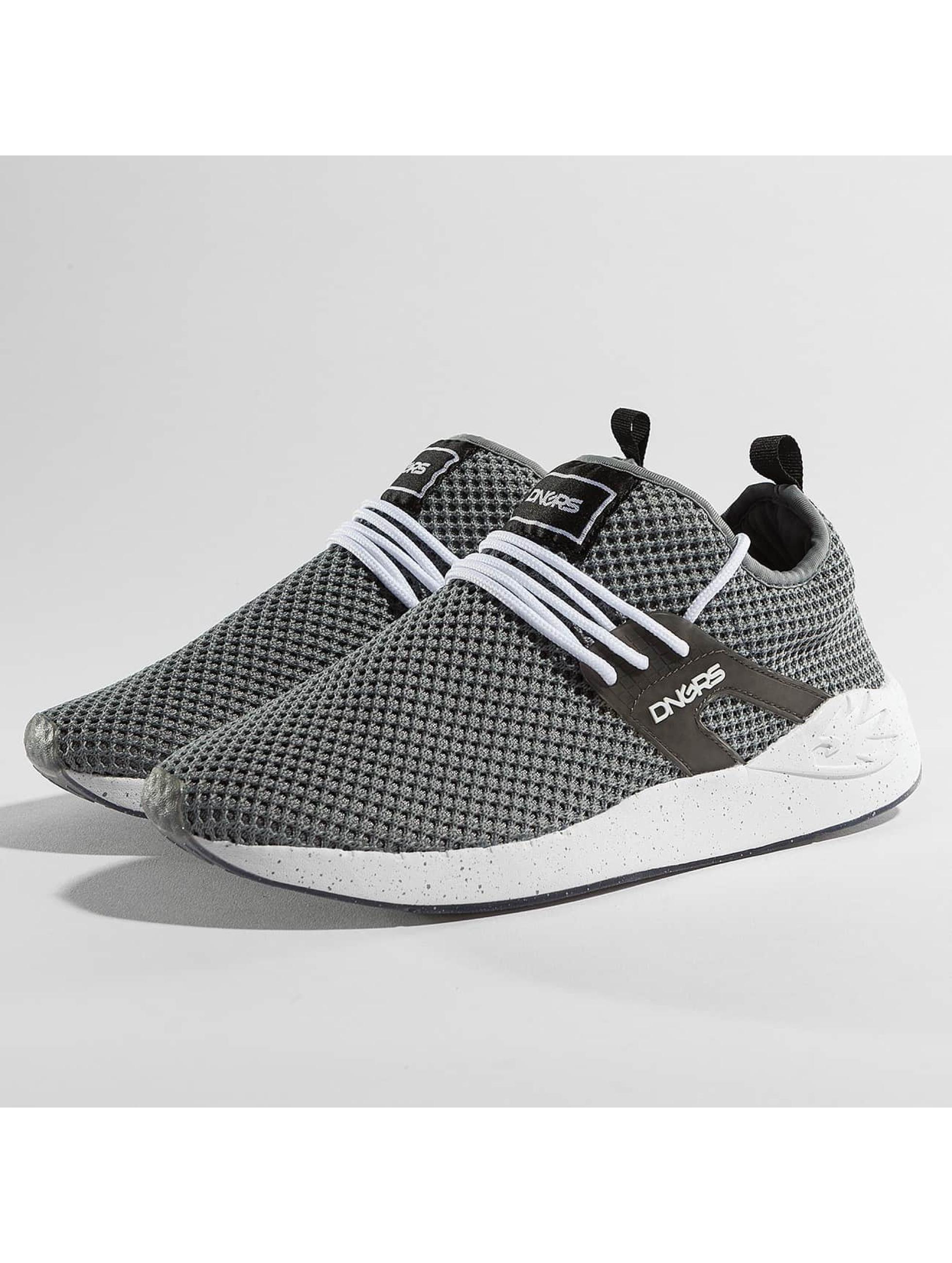 Dangerous DNGRS / Sneakers Mesh in grey 41