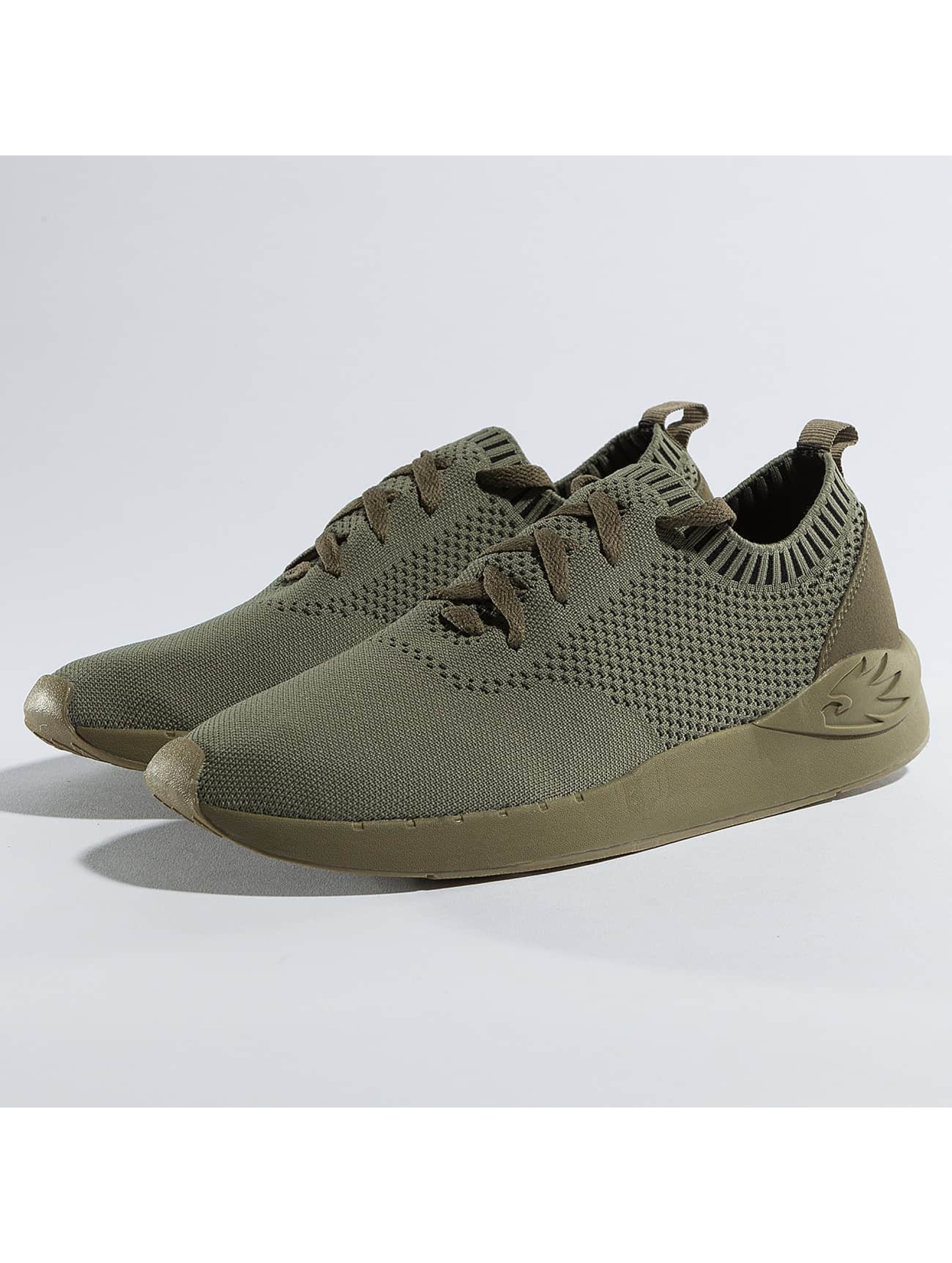 Dangerous DNGRS / Sneakers Justus in olive 46
