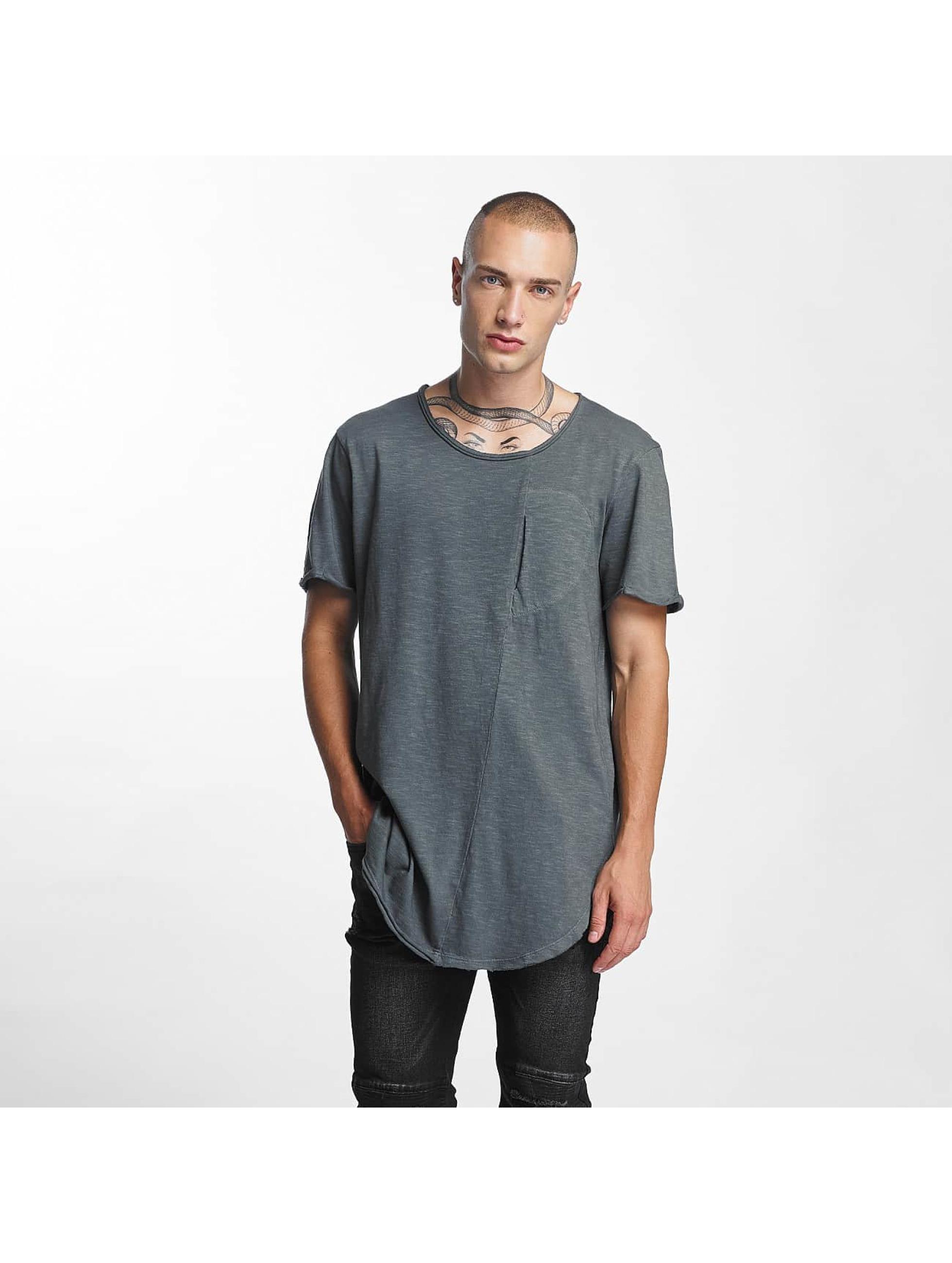 VSCT Clubwear Männer T-Shirt Flamed Pkt in grau