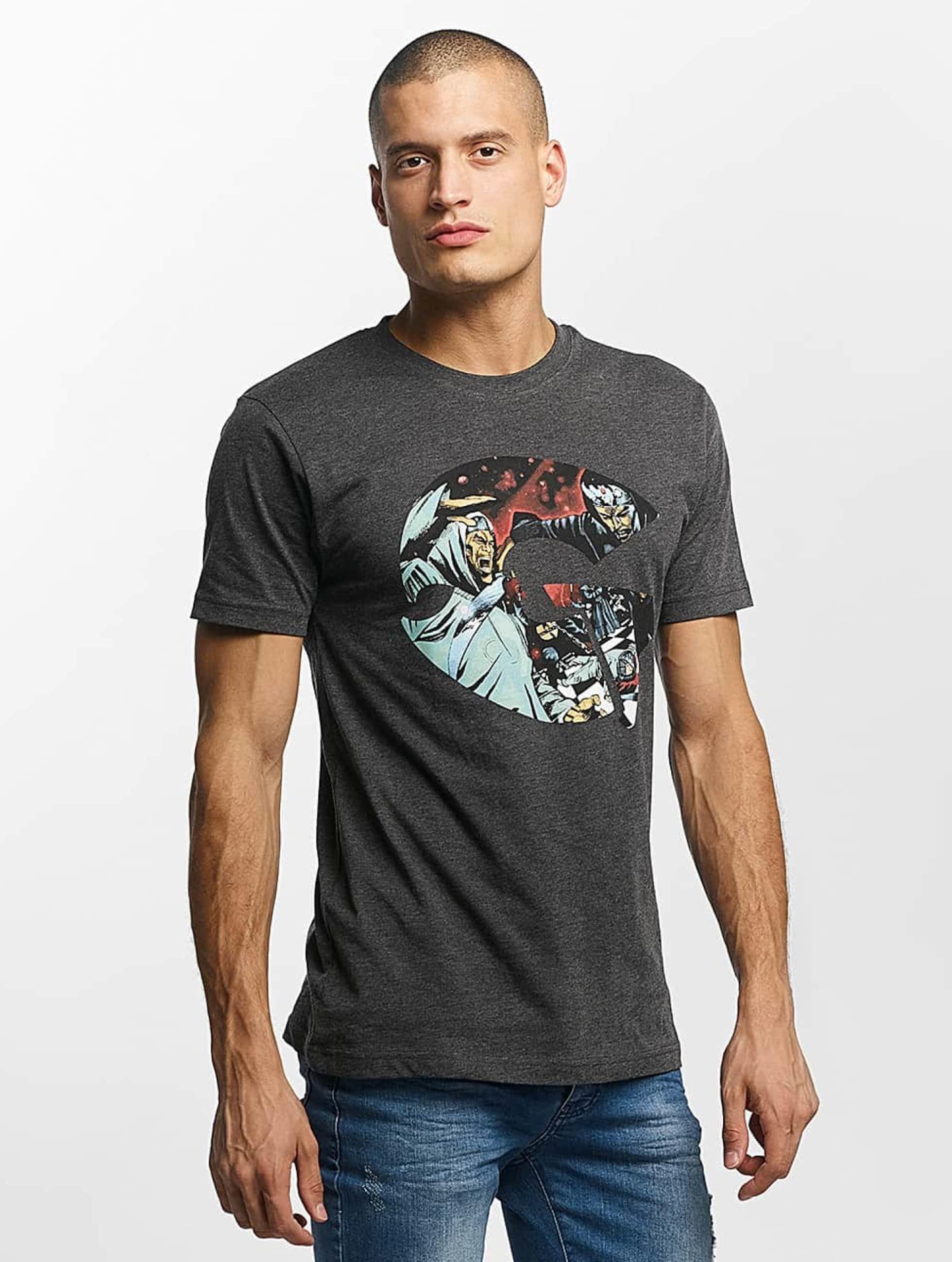 Wu-Tang Männer T-Shirt GZA Art in grau
