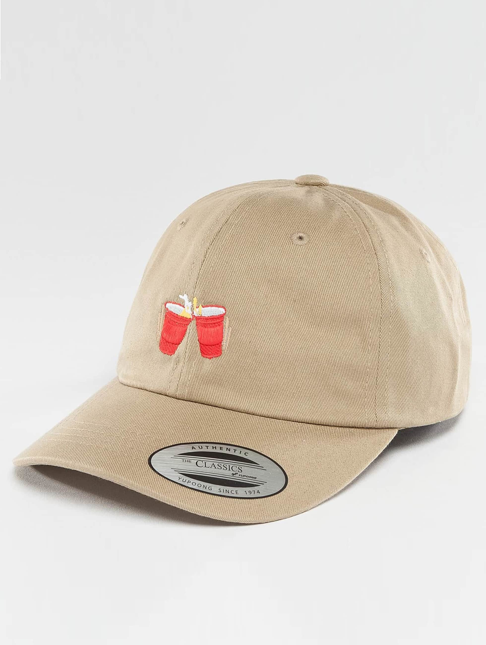 TurnUP Männer,Frauen Snapback Cap Wasted in khaki