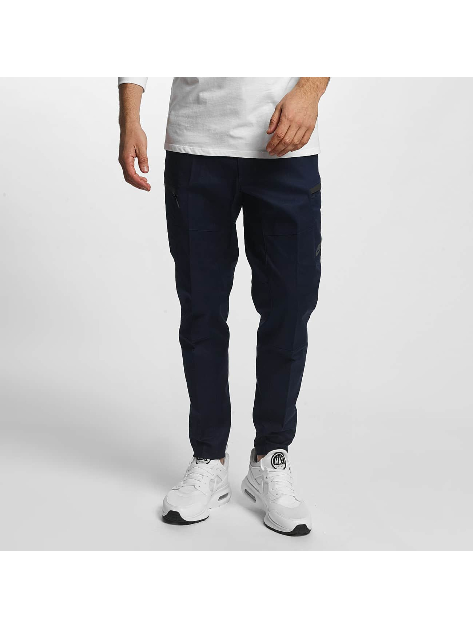 Nike Männer Chino NSW Sweatpants in blau