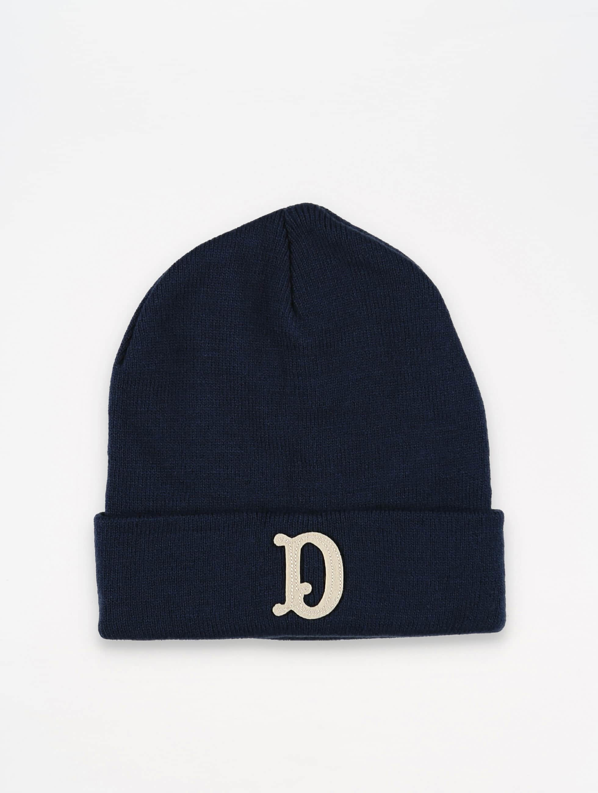 The Dudes | D Patch bleu Homme,Femme Bonnet