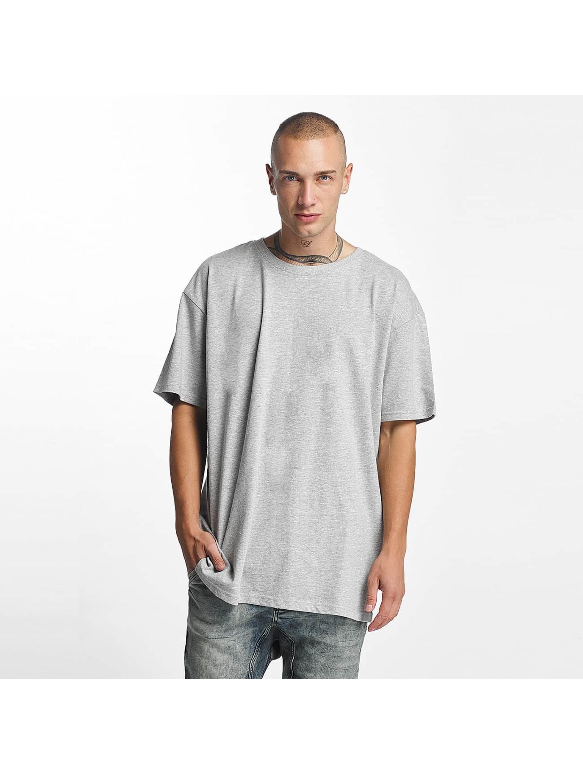 Urban Classics Männer T-Shirt Heavy Oversized in grau