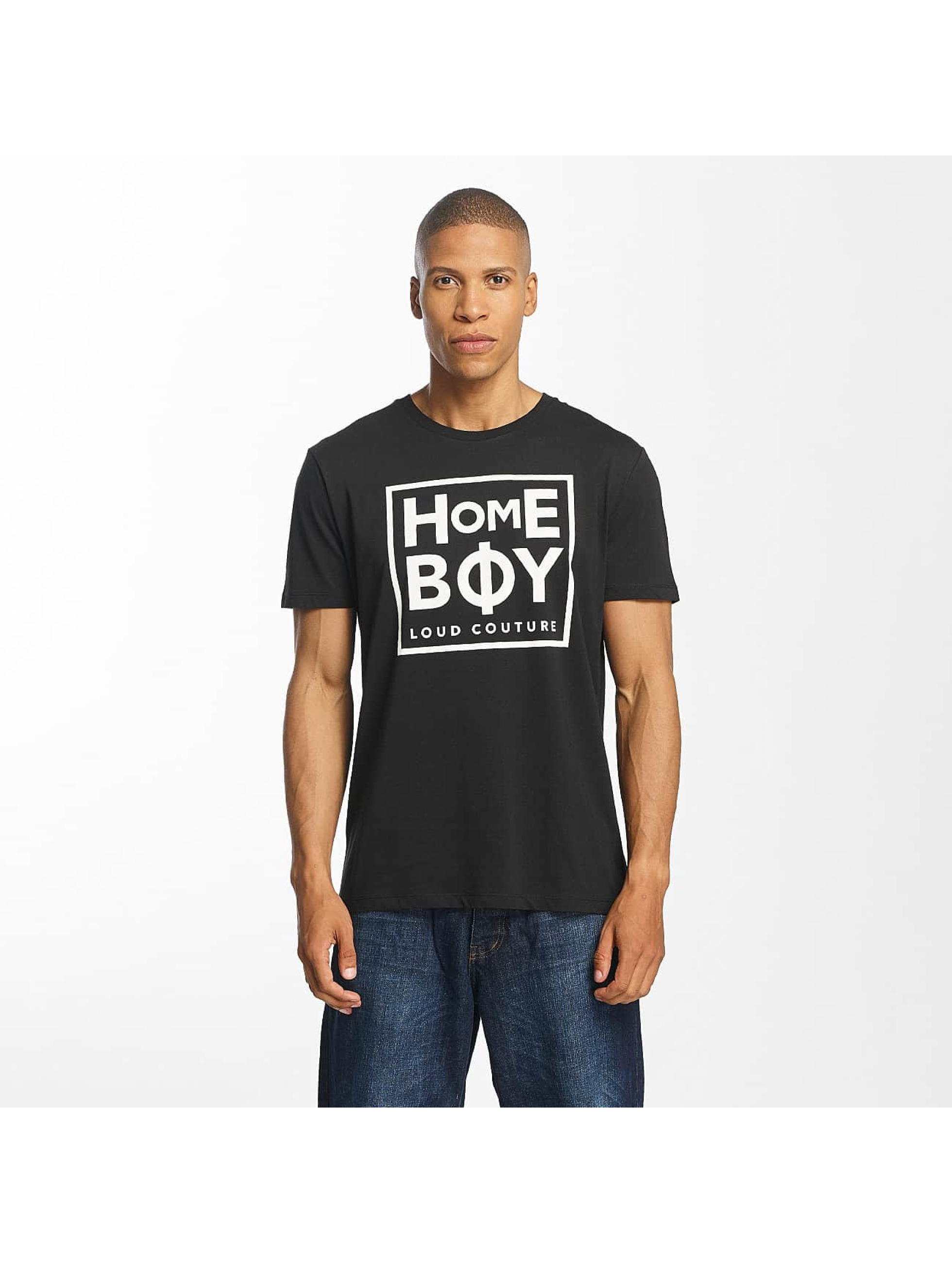 Homeboy Männer T-Shirt Take You Home in schwarz