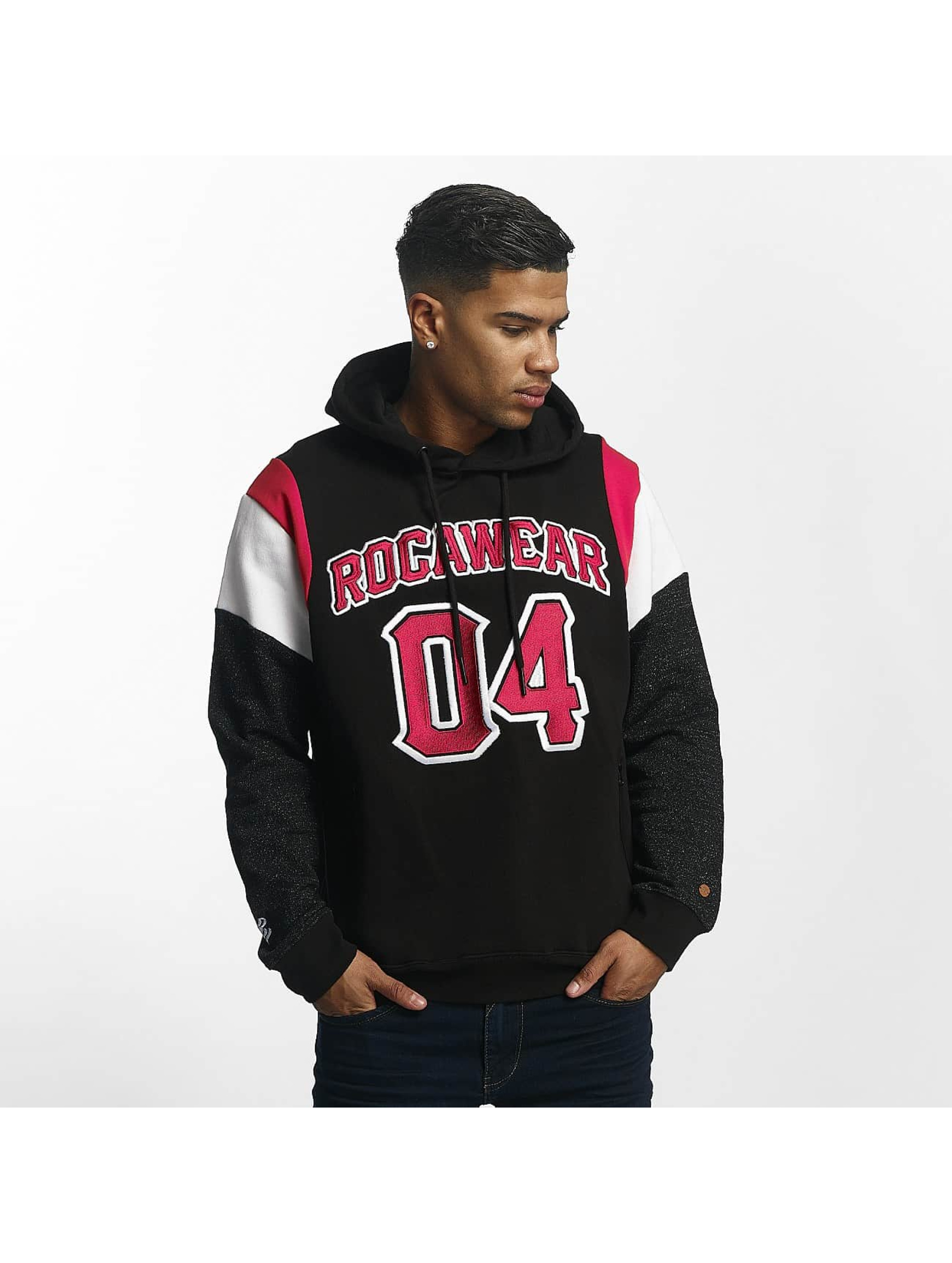Rocawear / Hoodie Number Four in black 2XL
