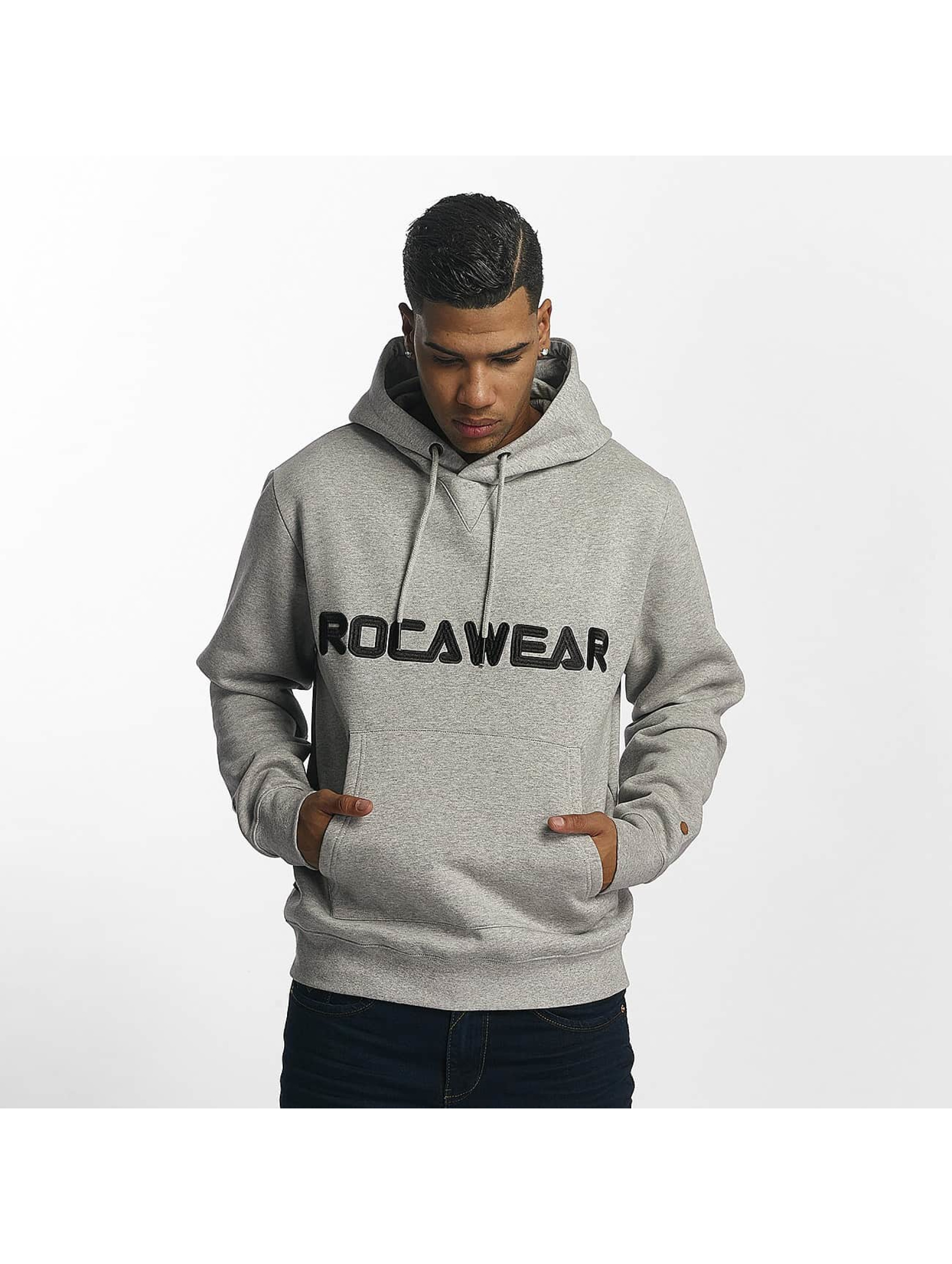 Rocawear / Hoodie Font in grey S