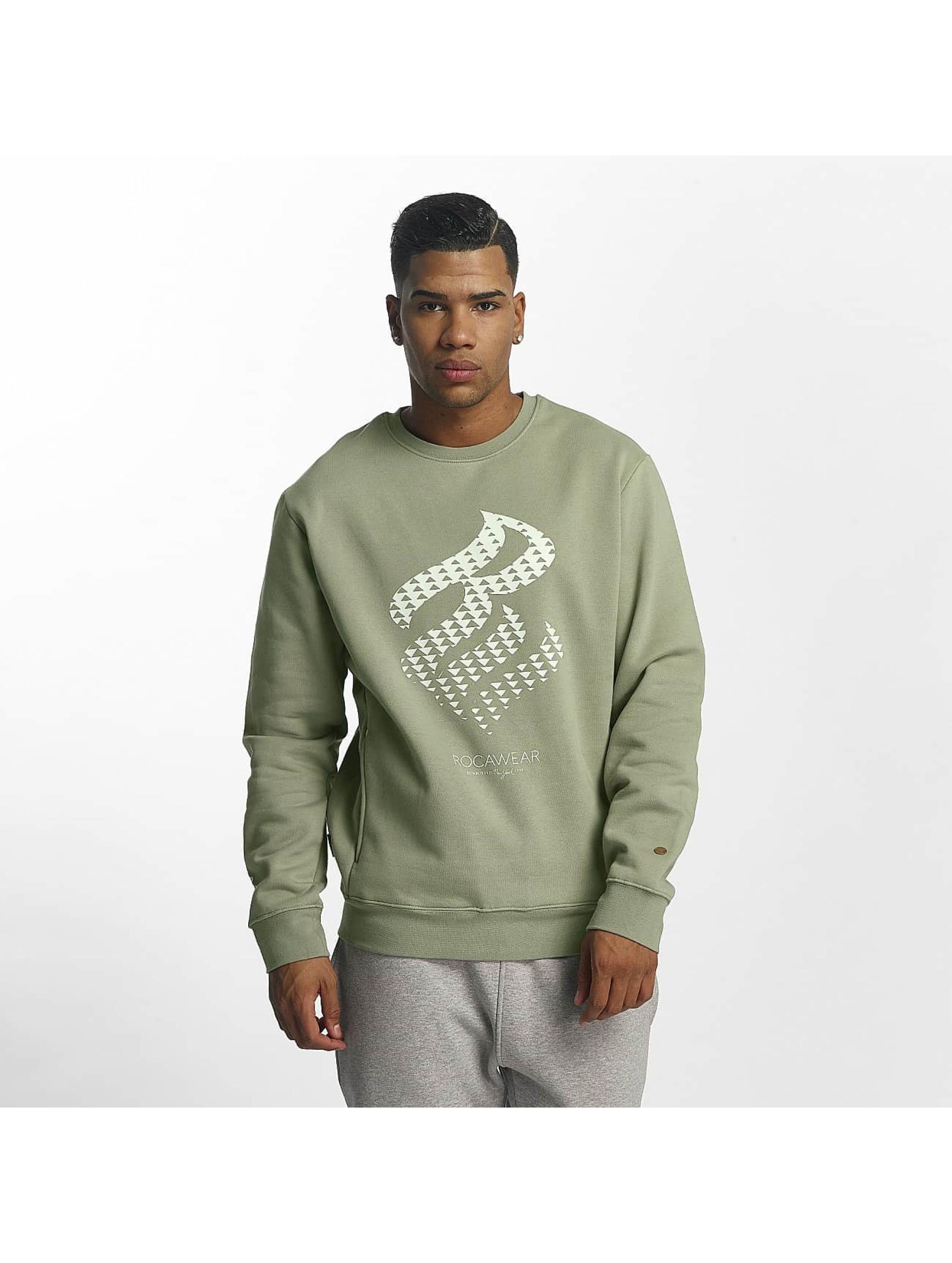 Rocawear / Jumper Triangle in grey S