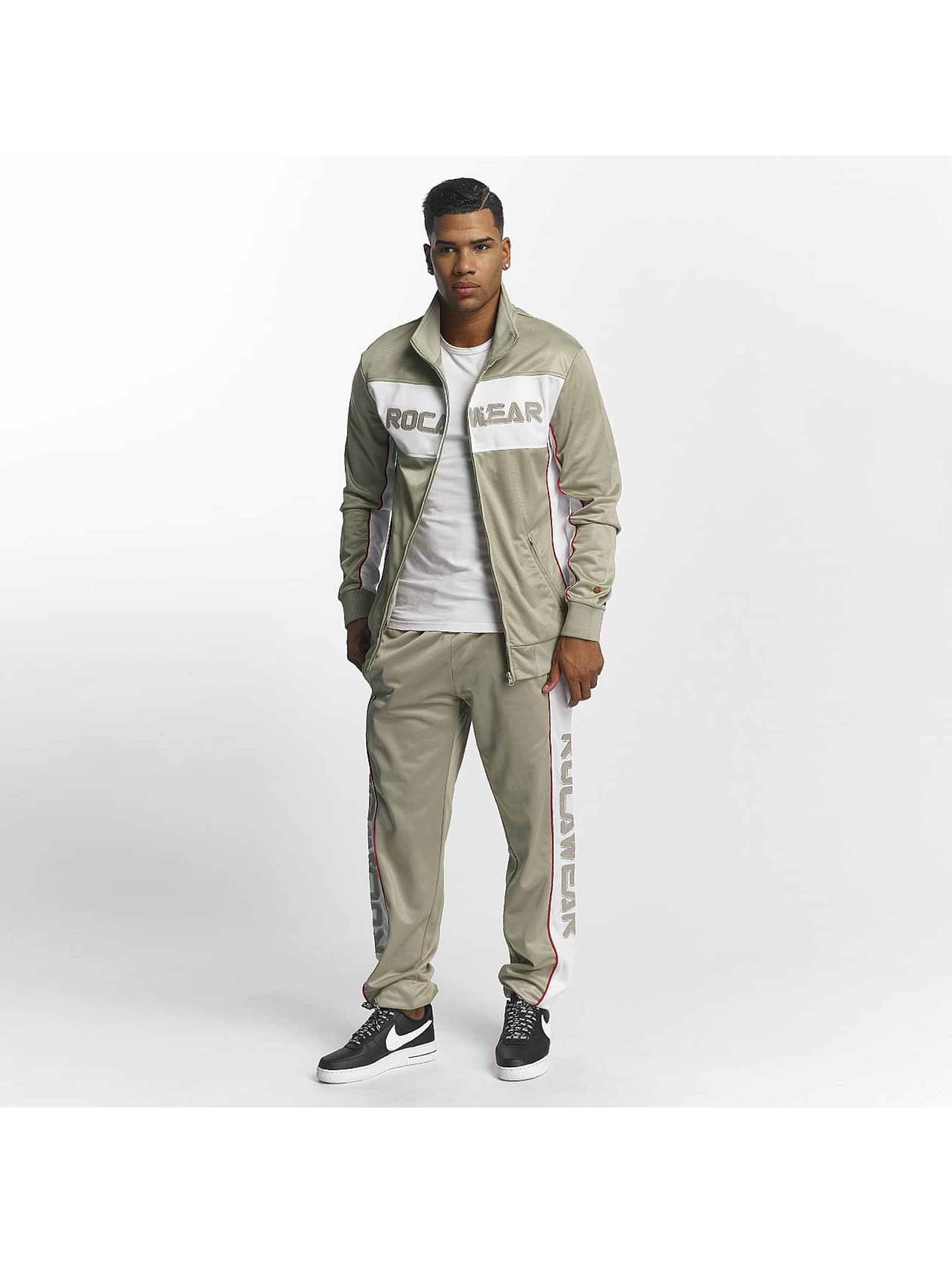 Rocawear / Suits Sports in khaki XL