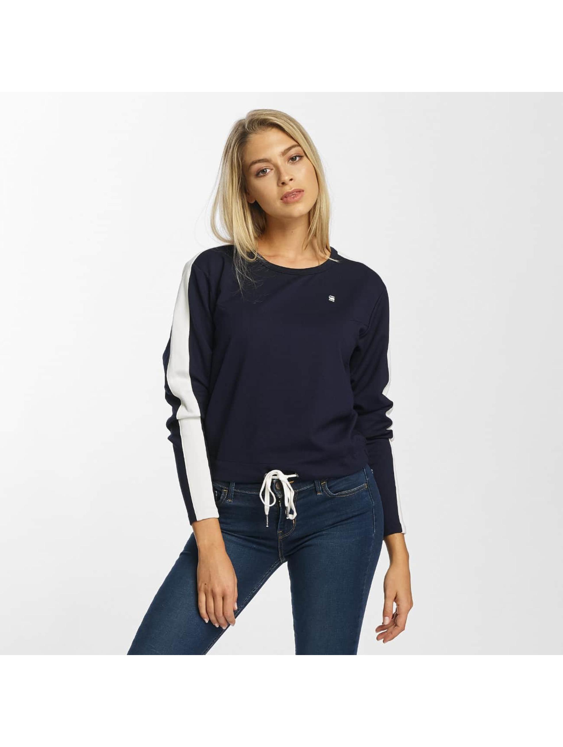 G-Star Frauen Pullover Nostelle in blau