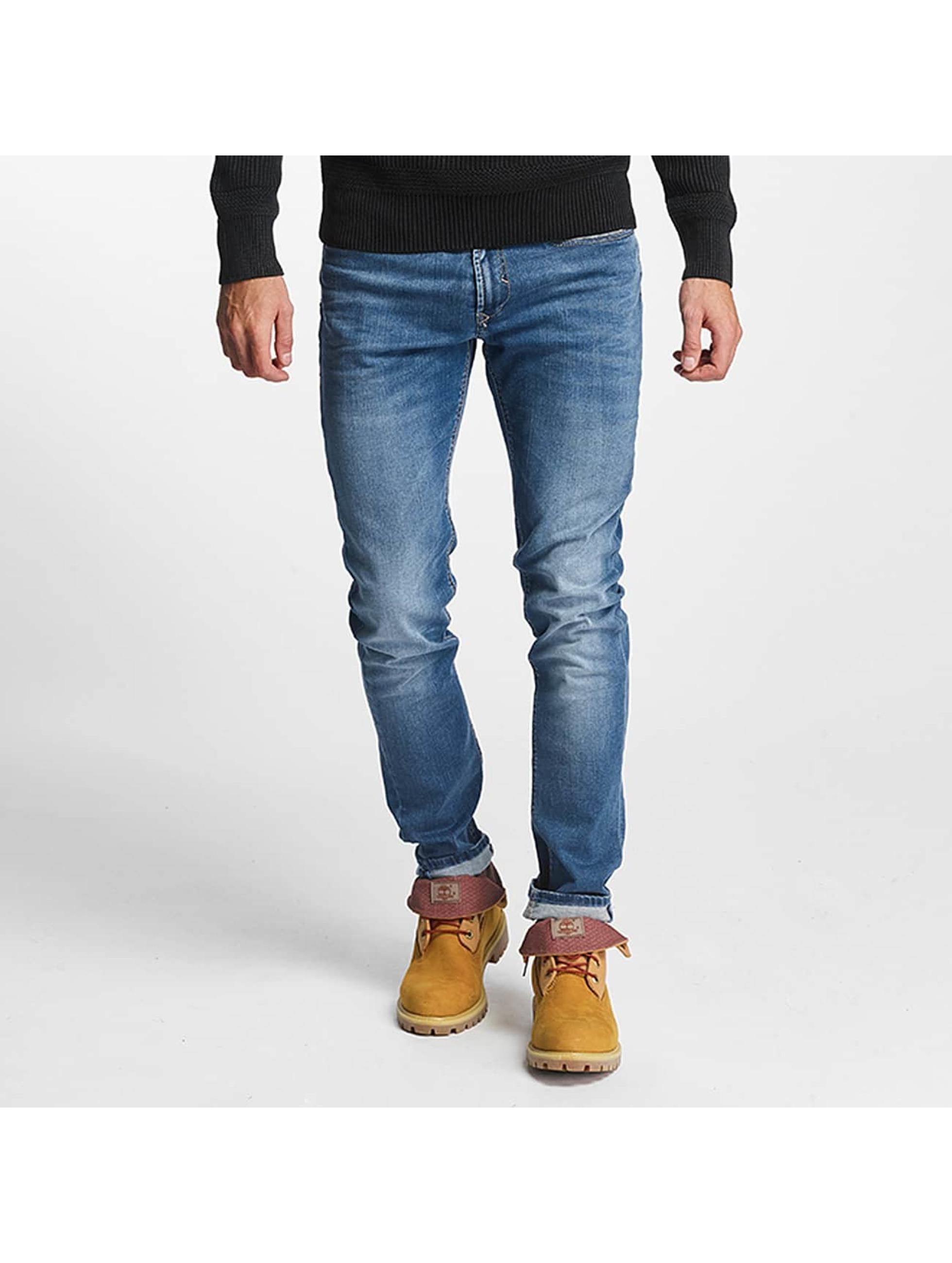 Kaporal Männer Slim Fit Jeans Ezzy in blau