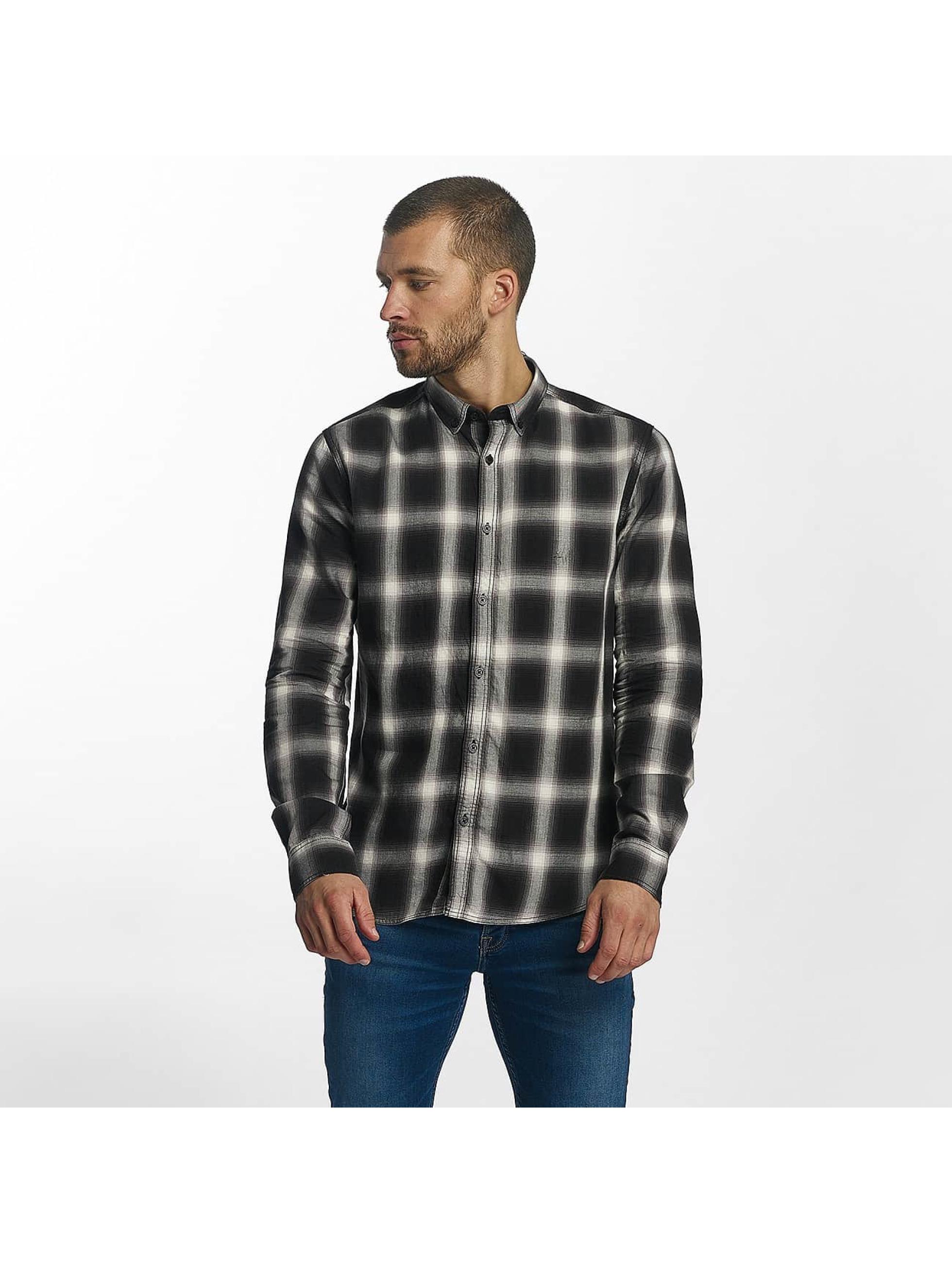 Only & Sons Männer Hemd onsVarly in schwarz