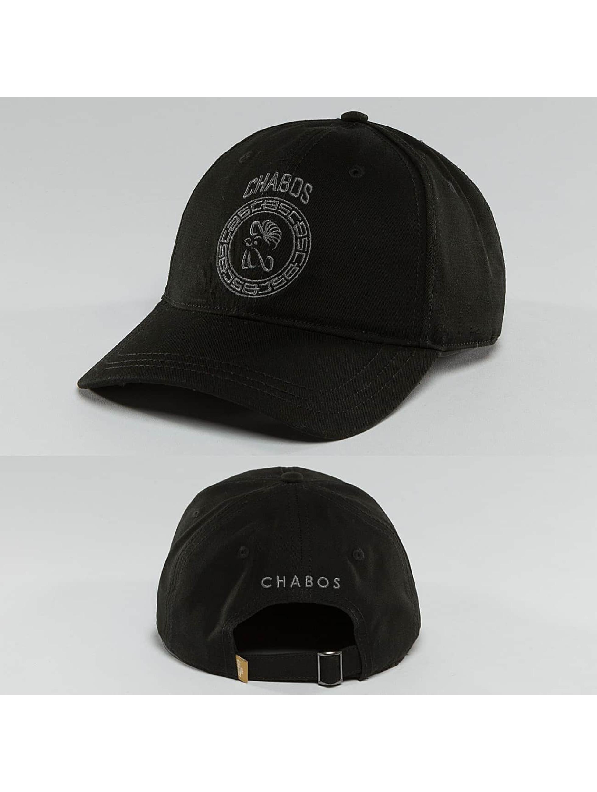 CHABOS IIVII Männer,Frauen Snapback Cap Palazzo in schwarz