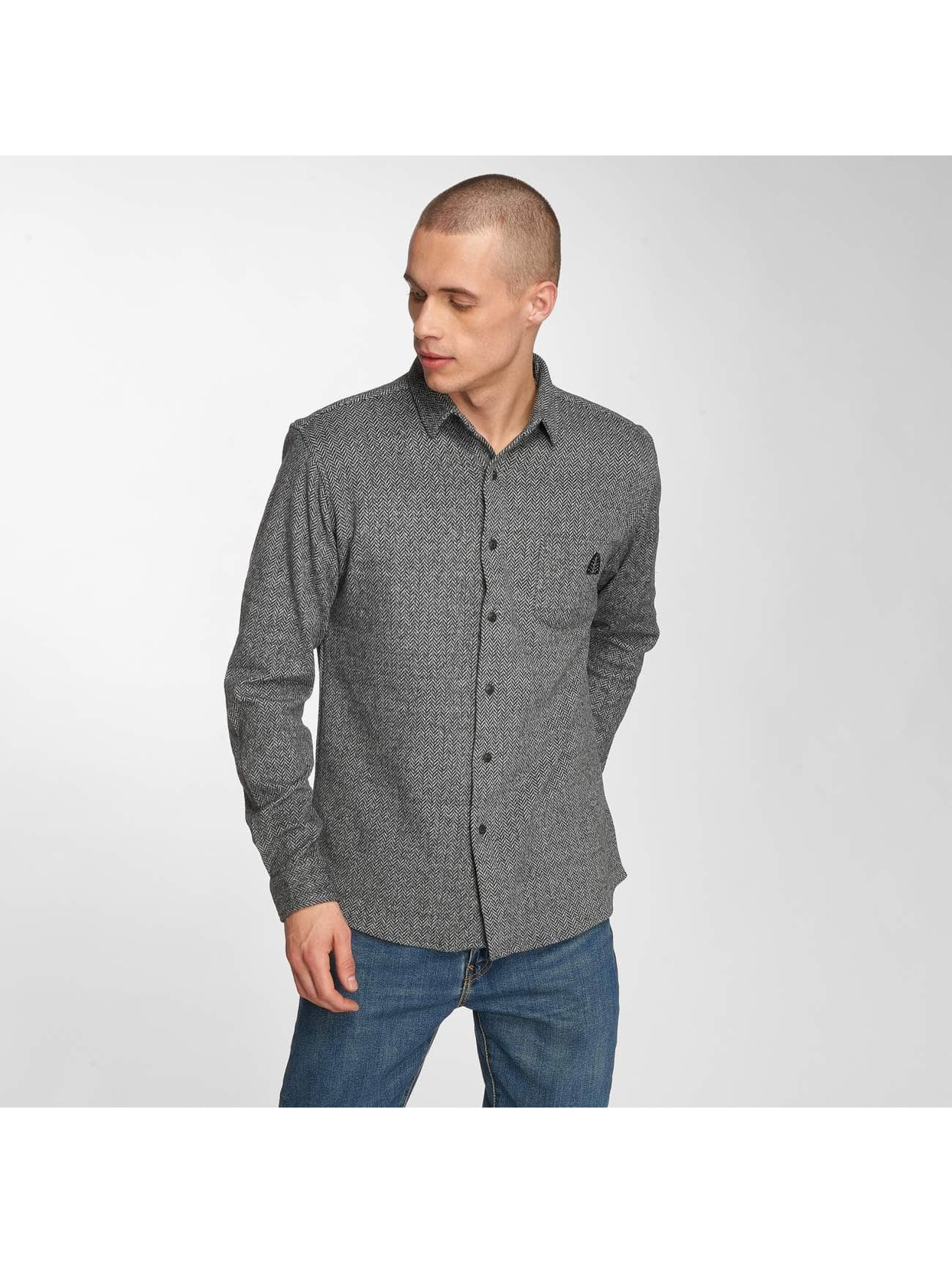 Just Rhyse / Shirt mono in grey S