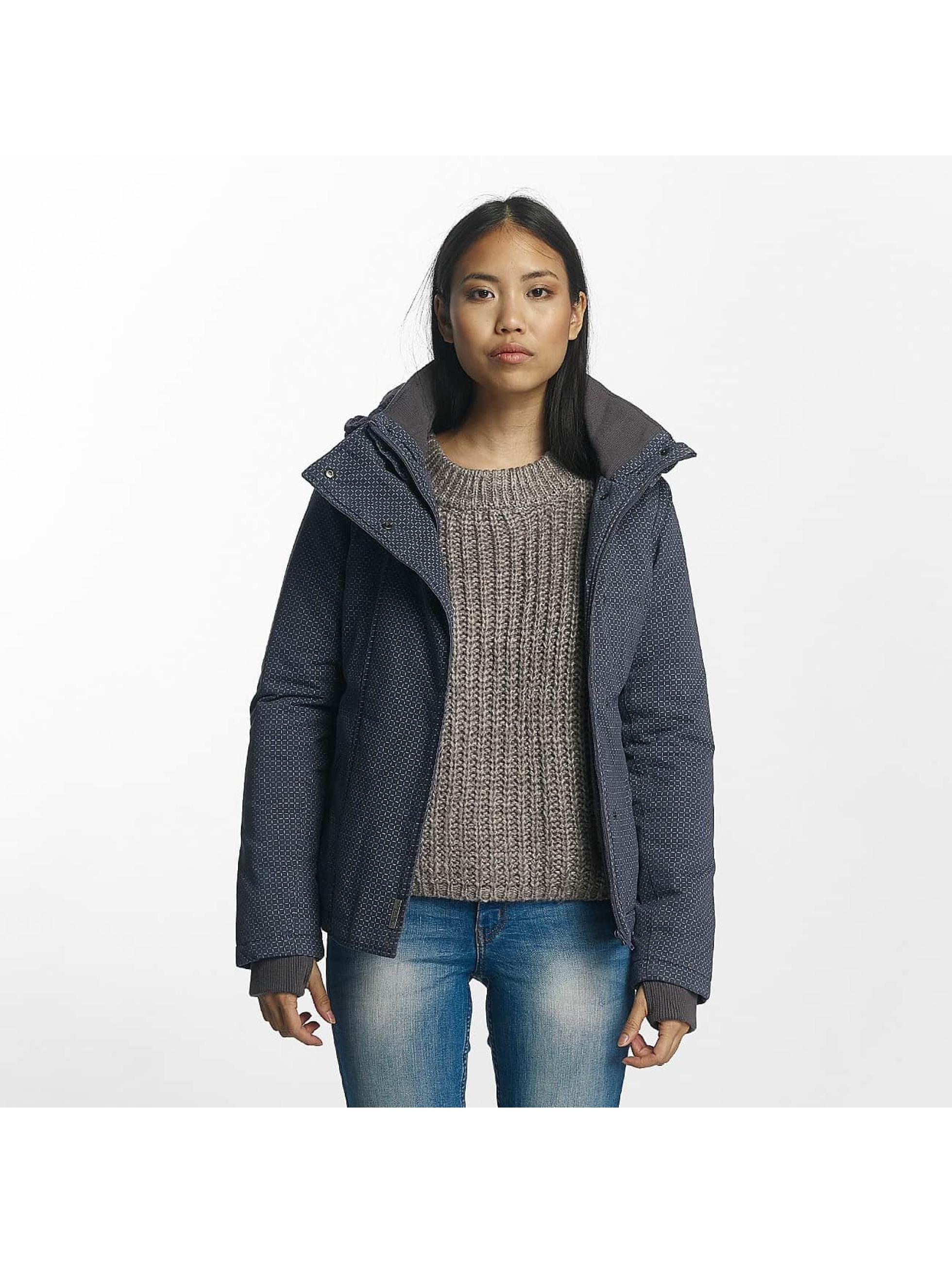 Sublevel Frauen Übergangsjacke Jacket Dawn in blau