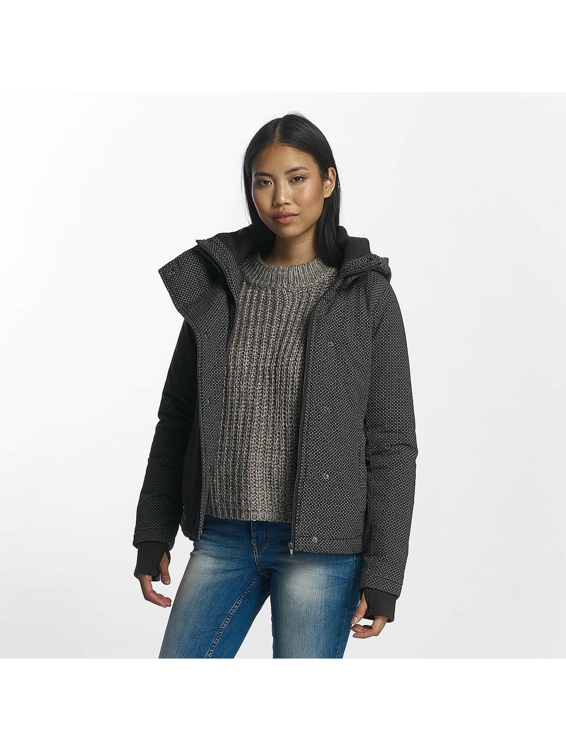 Sublevel Frauen Übergangsjacke Jacket in grau