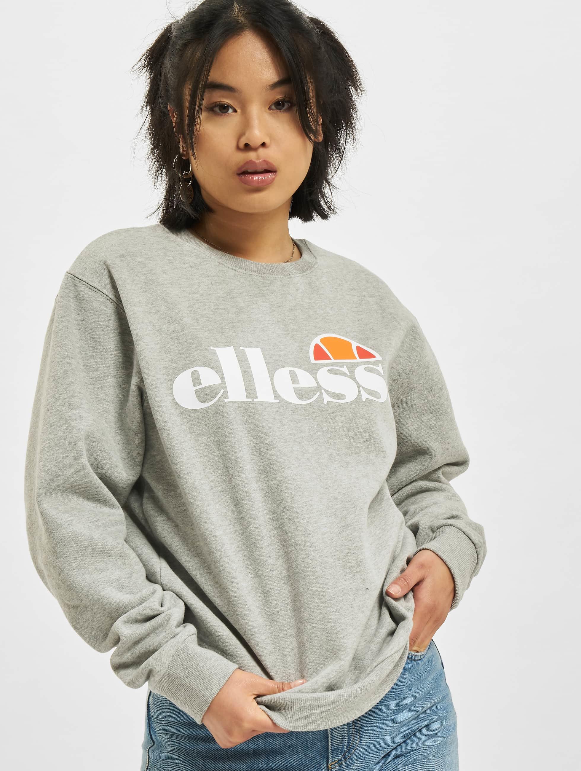 Ellesse Frauen Pullover Agata in grau