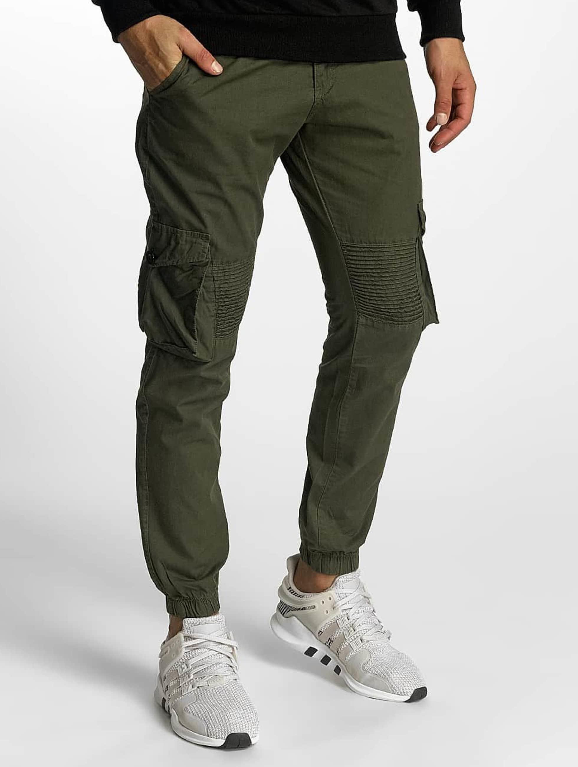VSCT Clubwear Männer Cargohose Noah Flight in khaki